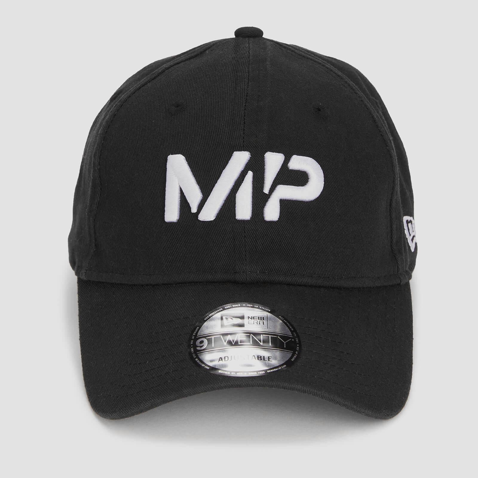 MP New Era 9TWENTY Baseball Cap - Black/White