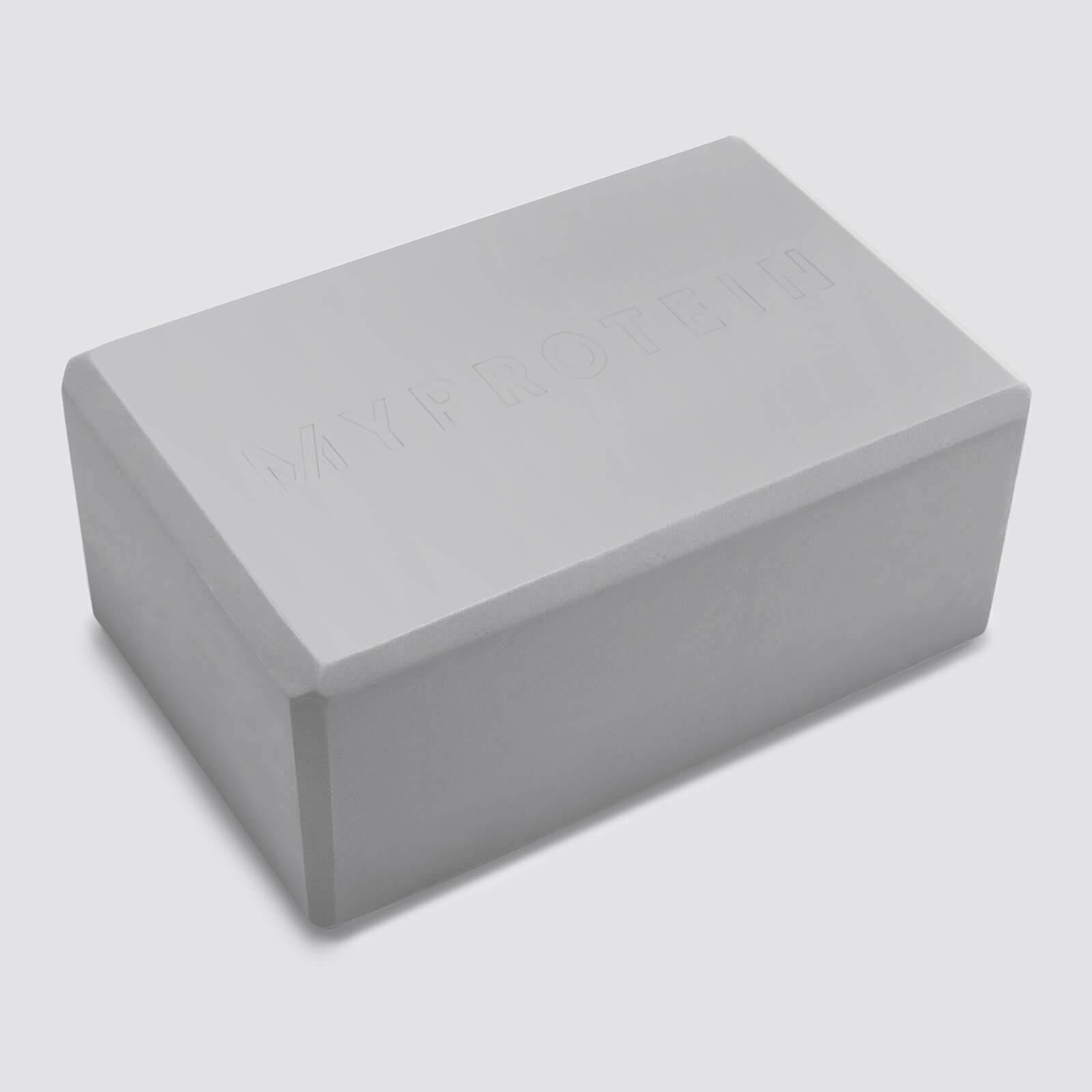 Myprotein Yoga Block - Grey