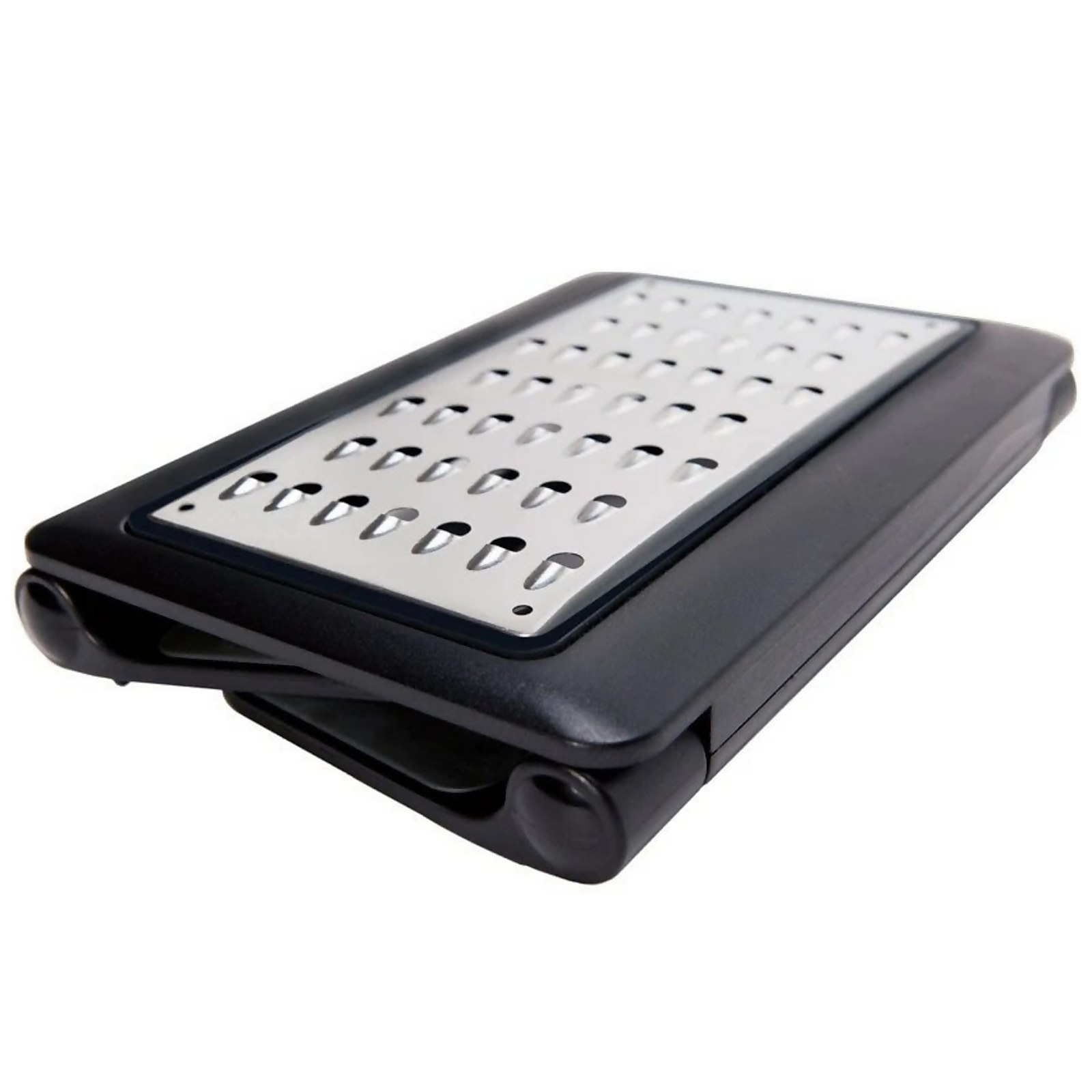 Image of Quirky Stainless Steel Grip Grater
