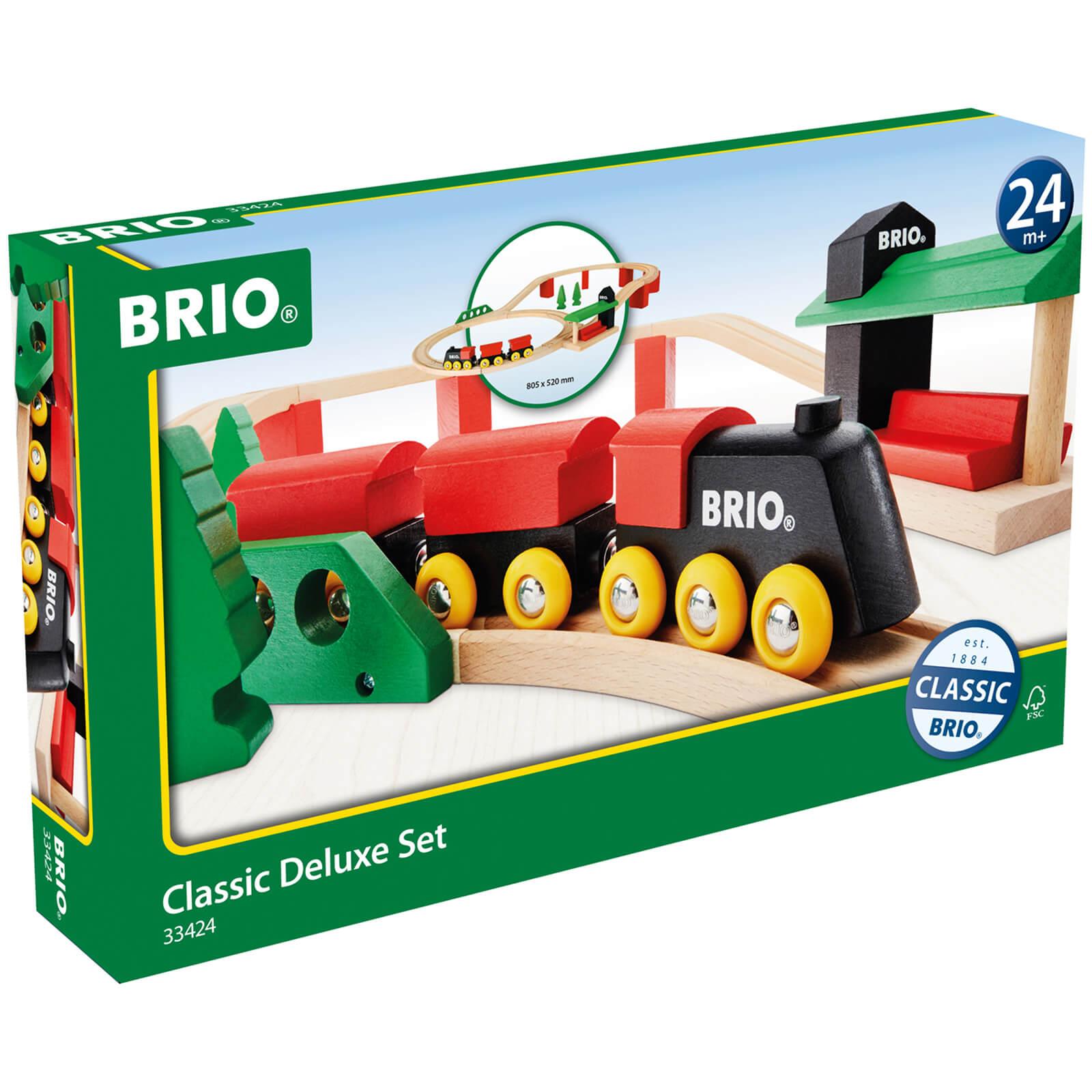 Brio Classic Deluxe Set