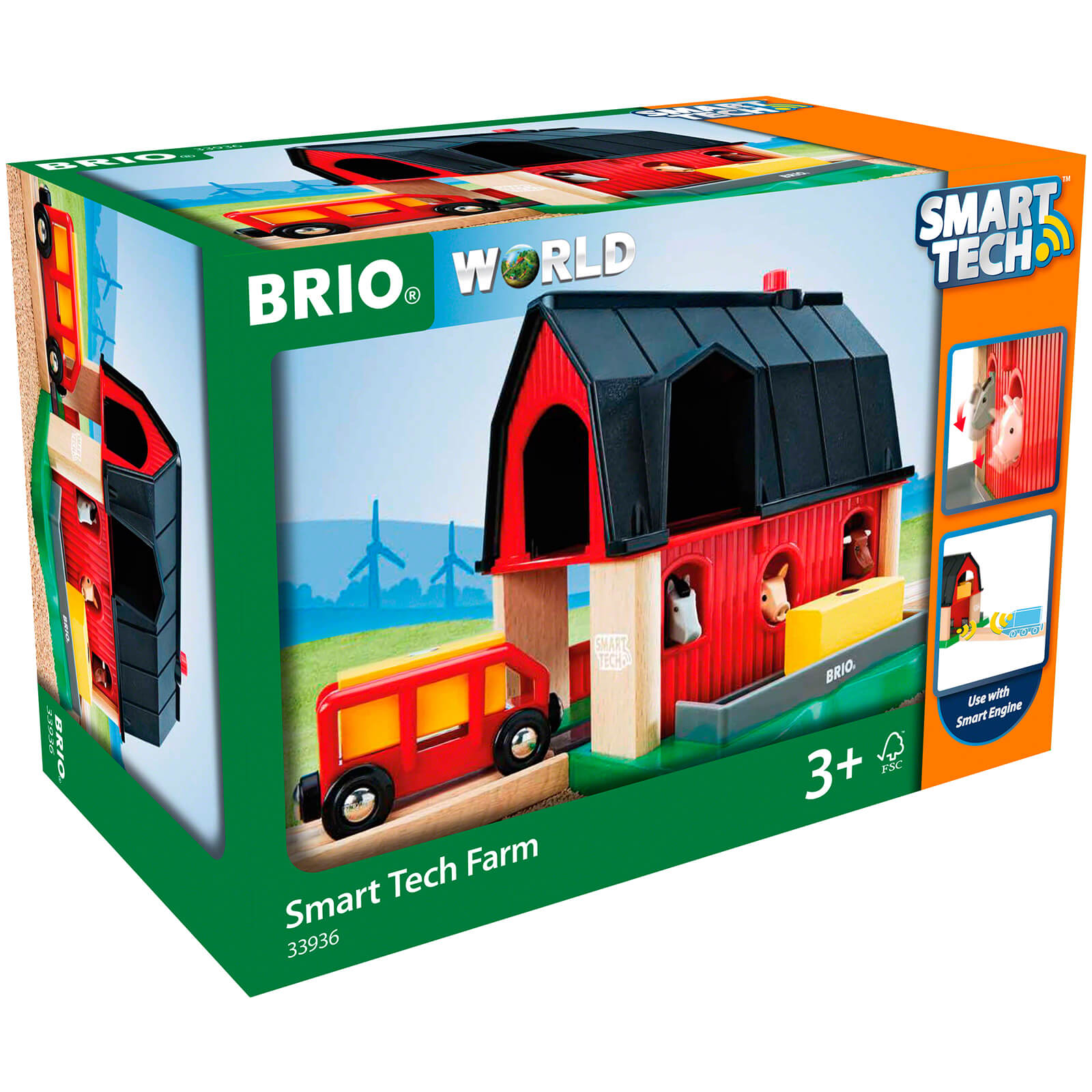 Brio Smart Tech – Railway Farm Barn