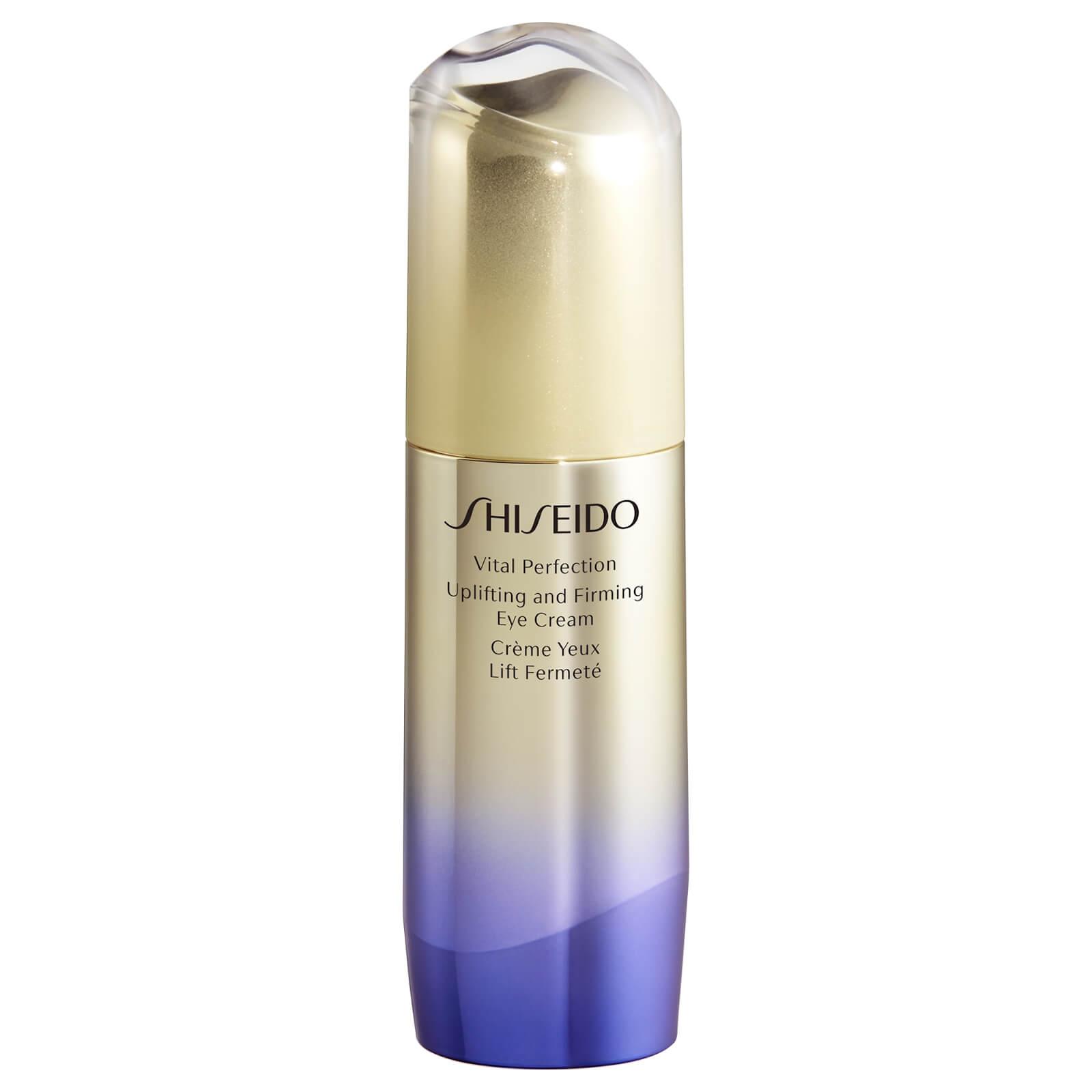 Купить Shiseido Vital Perfection Uplifting and Firming Eye Cream 15ml