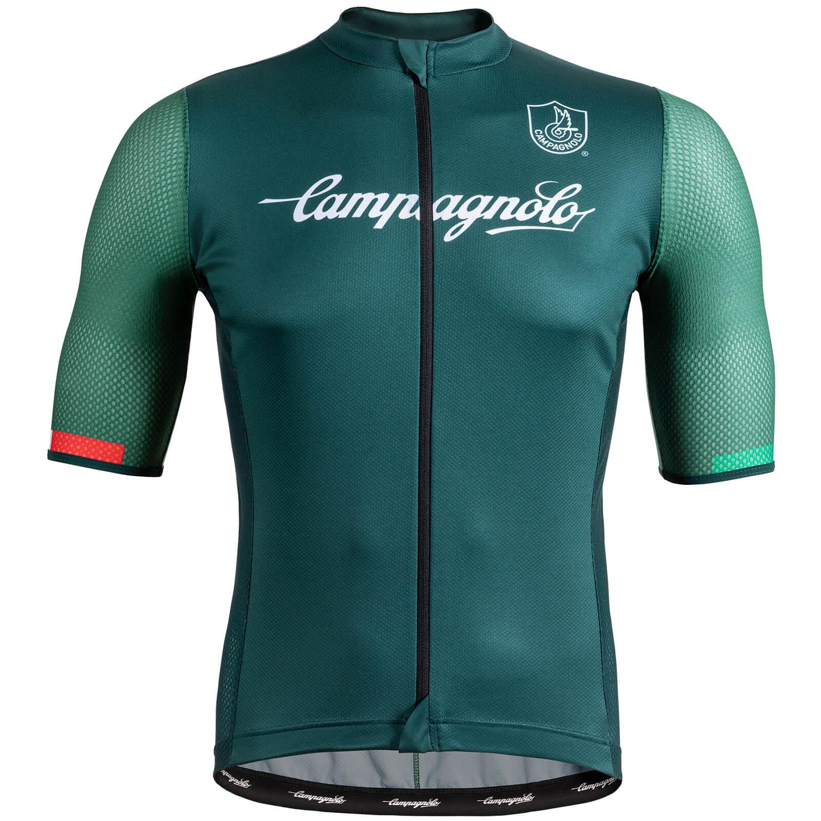 Nalini Campagnolo Iridio Jersey - L - Green