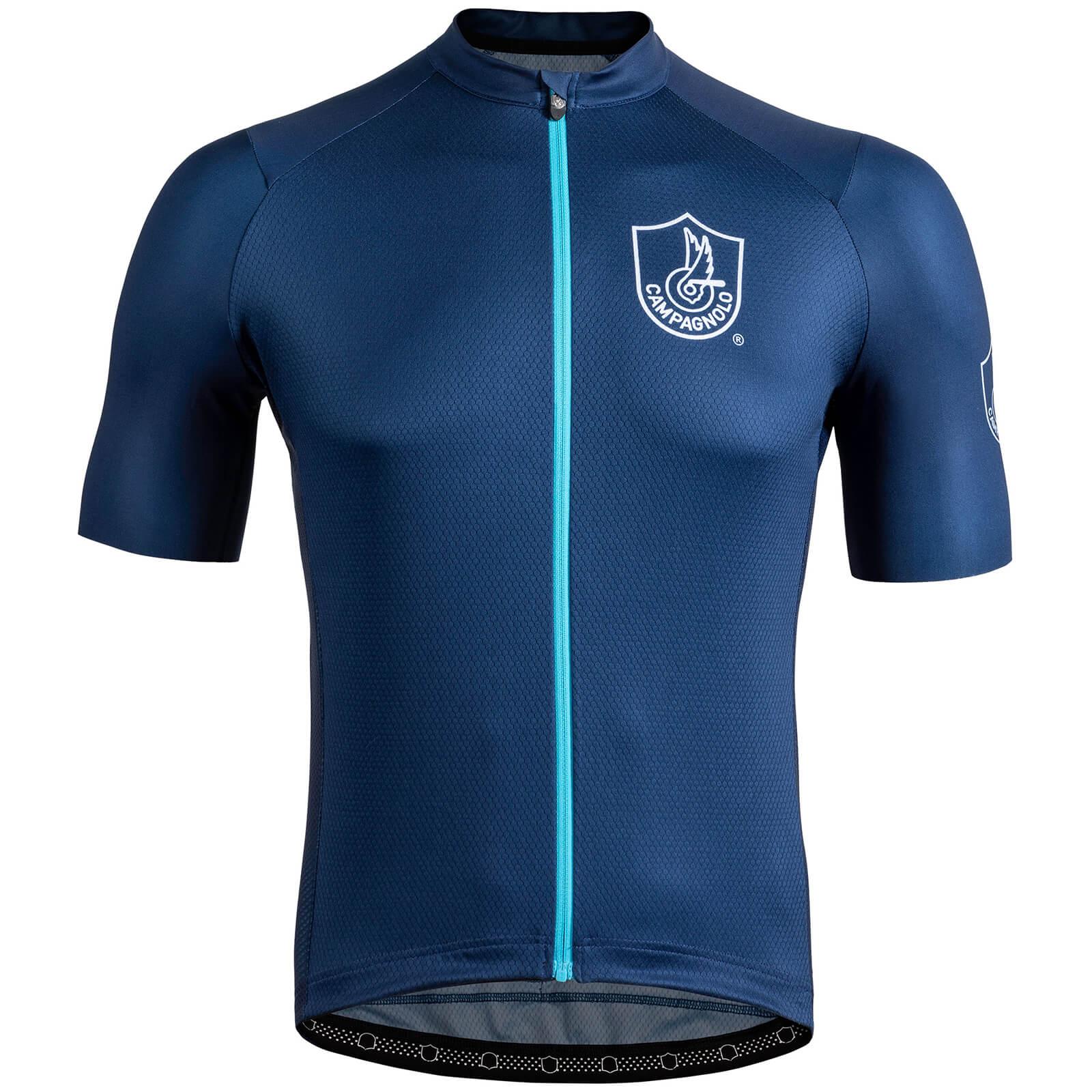 Nalini Campagnolo Cobalto Jersey - XXL - Blue