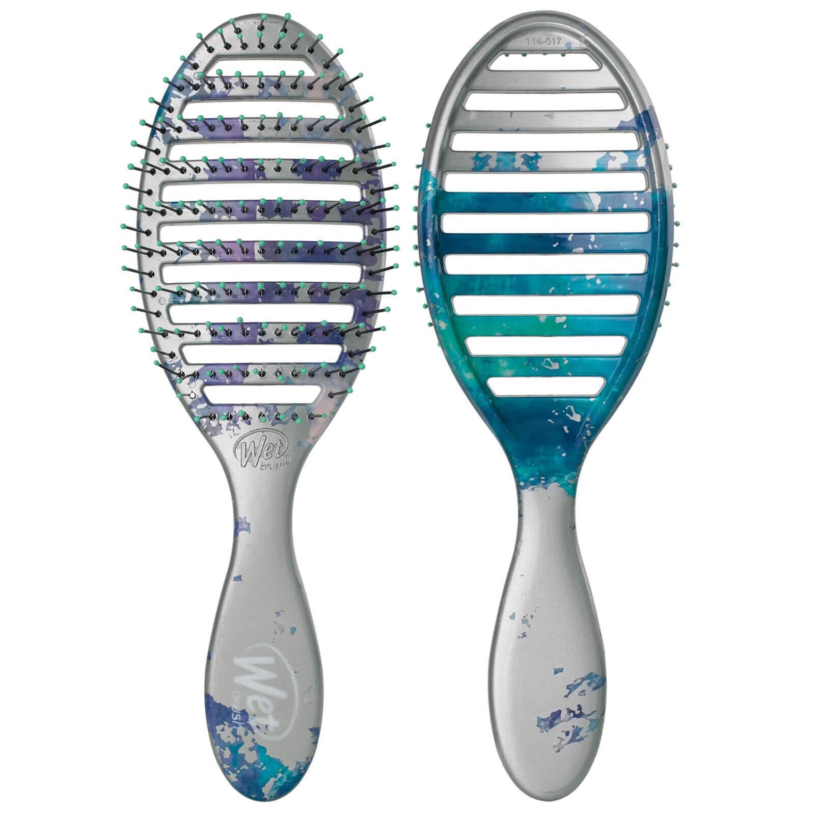 Купить WetBrush Stellar Skies Speed Dry Brush - Turquoise Skies