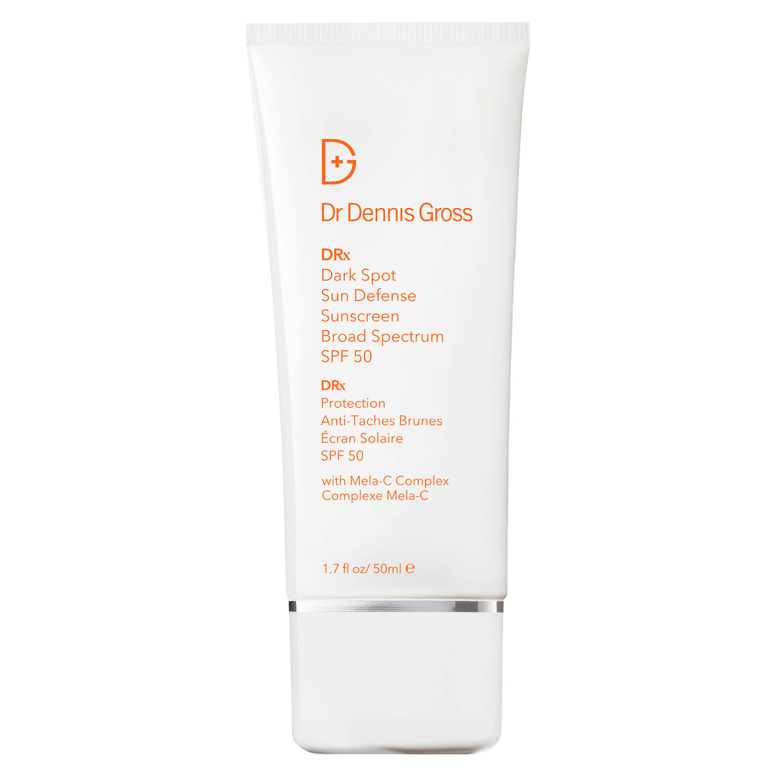 Купить Dr Dennis Gross Skincare Dark Spot Sun Defense SPF50 50ml