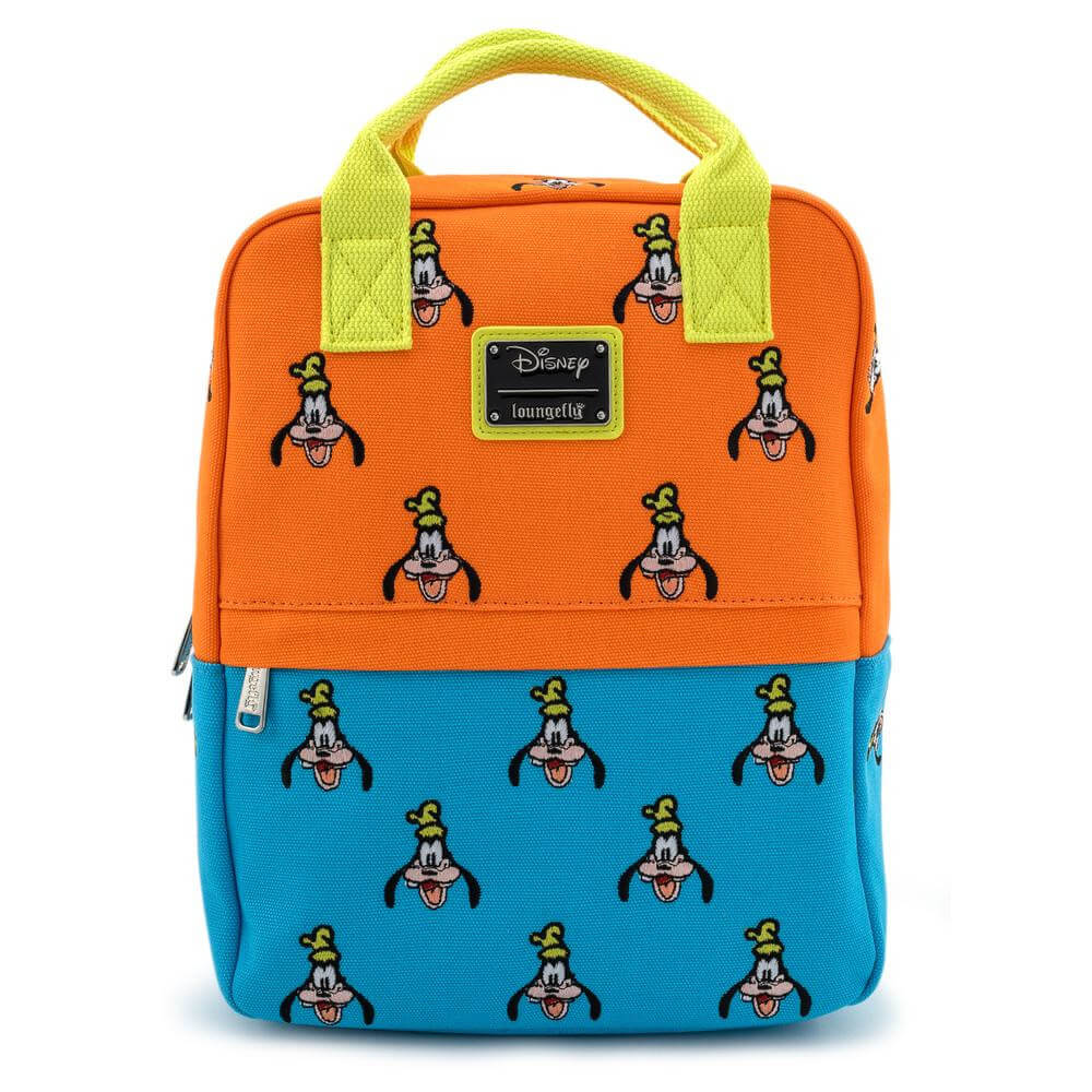 Loungefly Disney Sensational 6 Goofy Aop Canvas Backpack