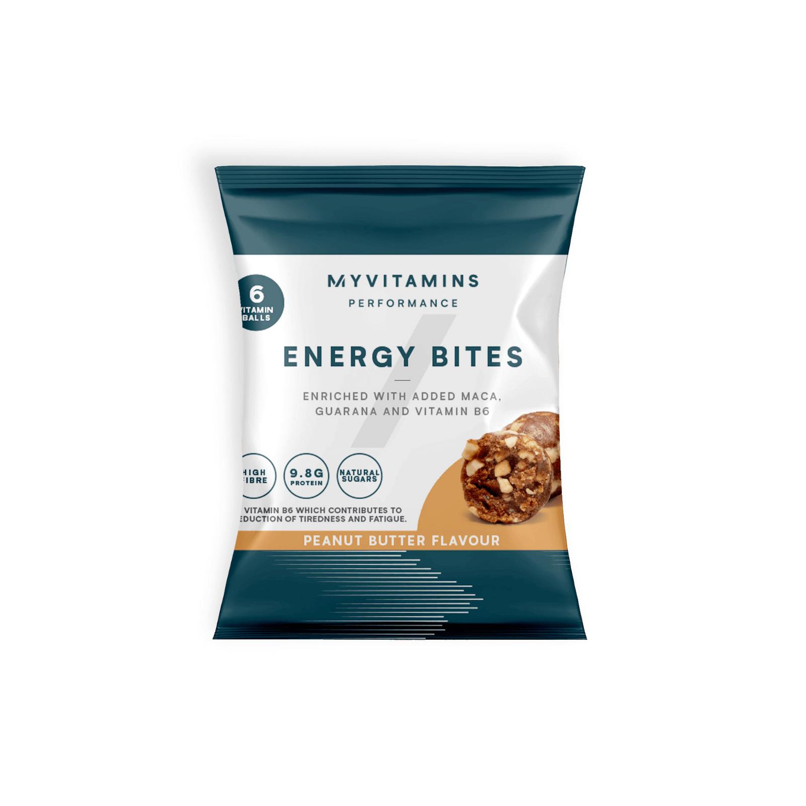 Energy Bites - 45g - Erdnussbutter