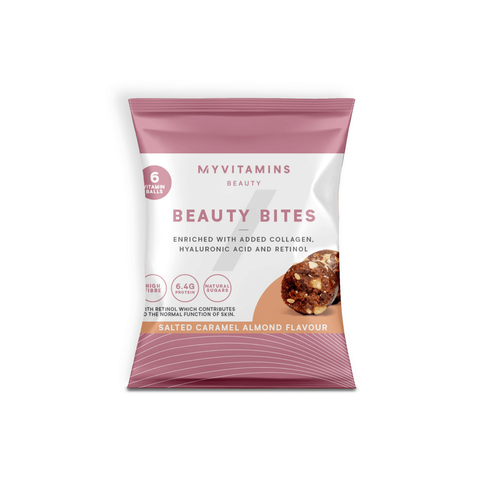Image of Beauty Bites - Salted Caramel Almond