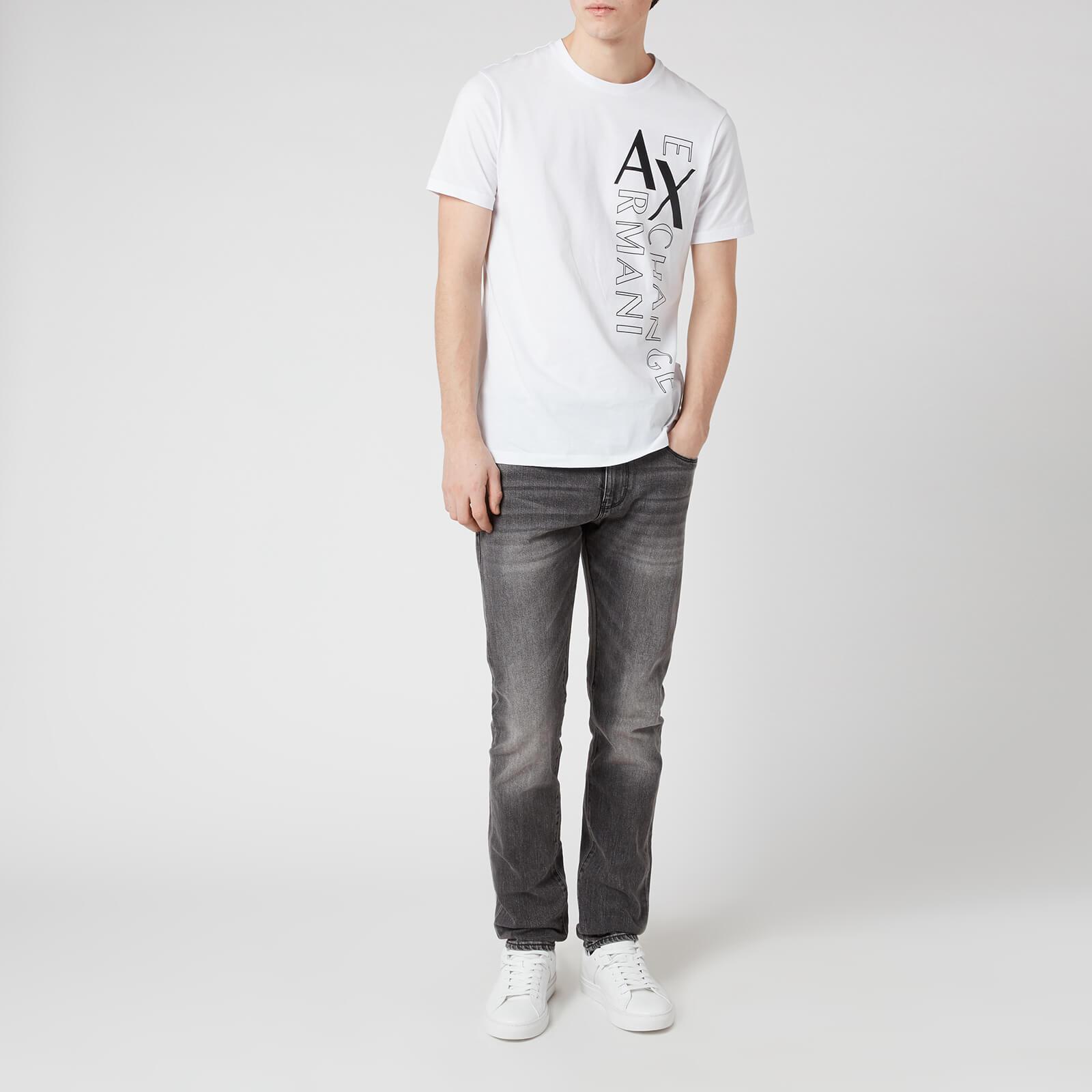 Armani Exchange Men's Slim Denim Jeans - Grey - 30L