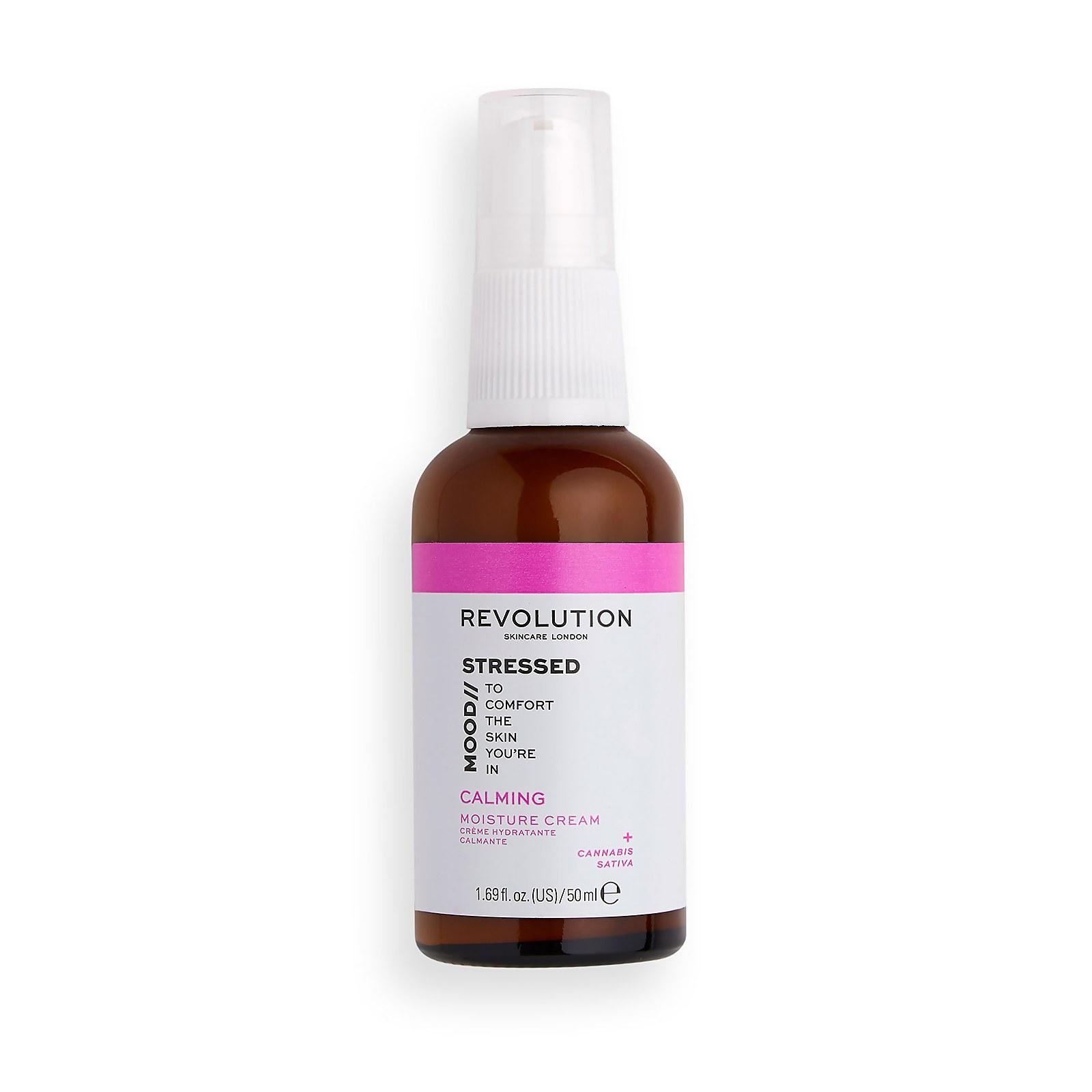Купить Revolution Skincare Mood Calming Moisture Cream 50ml