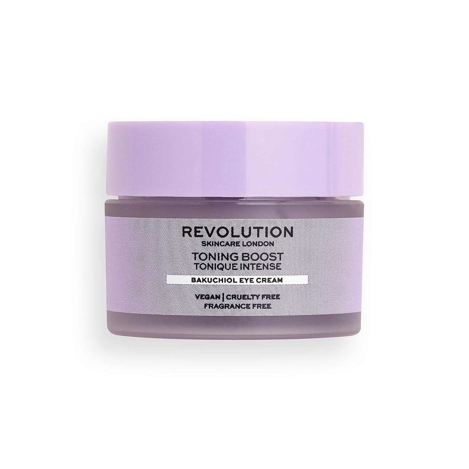 Купить Revolution Skincare Toning Boost Bakuchiol Eye Cream 15ml