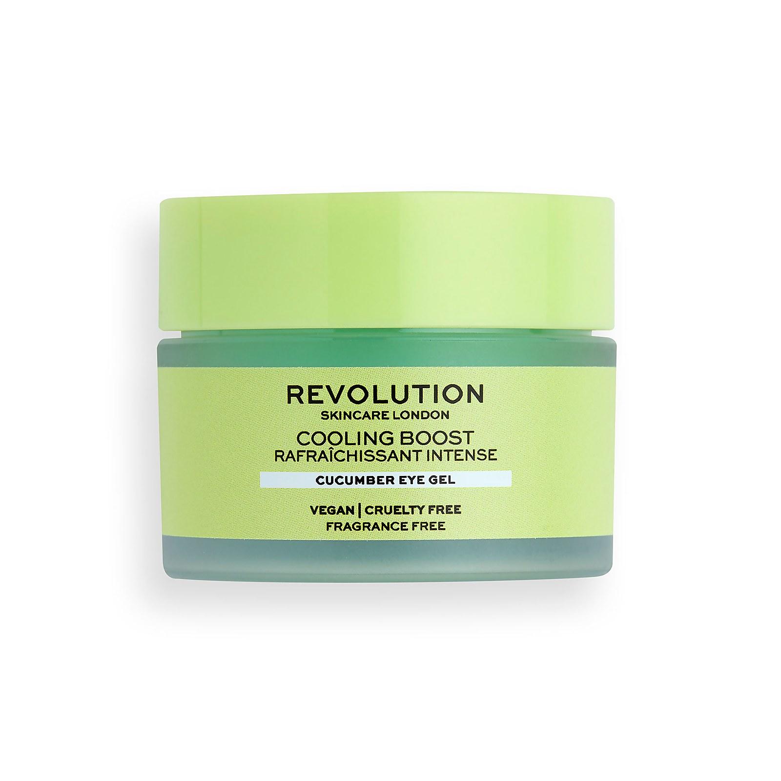 Купить Revolution Skincare Cooling Boost Cucumber Eye Gel 15ml