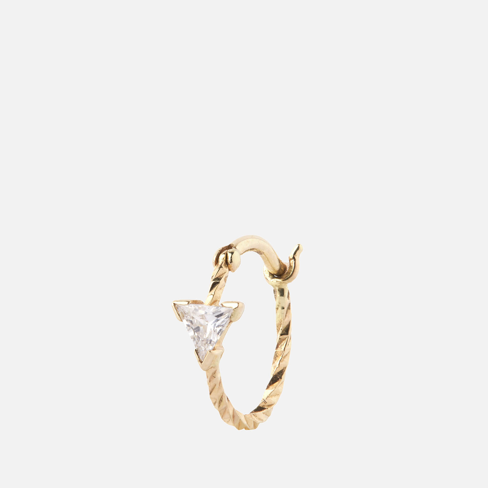 Maria Black Women's Viper Earring - Gold