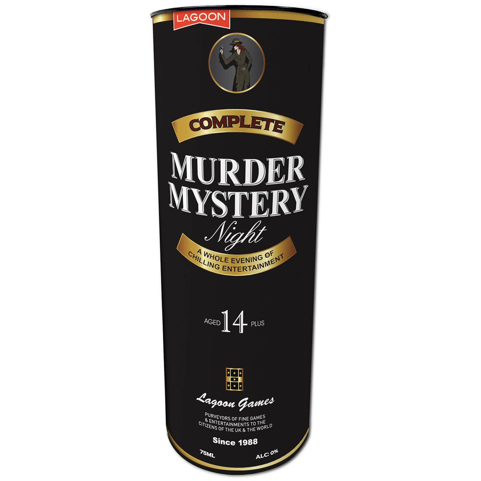 Image of Complete Murder Mystery Night