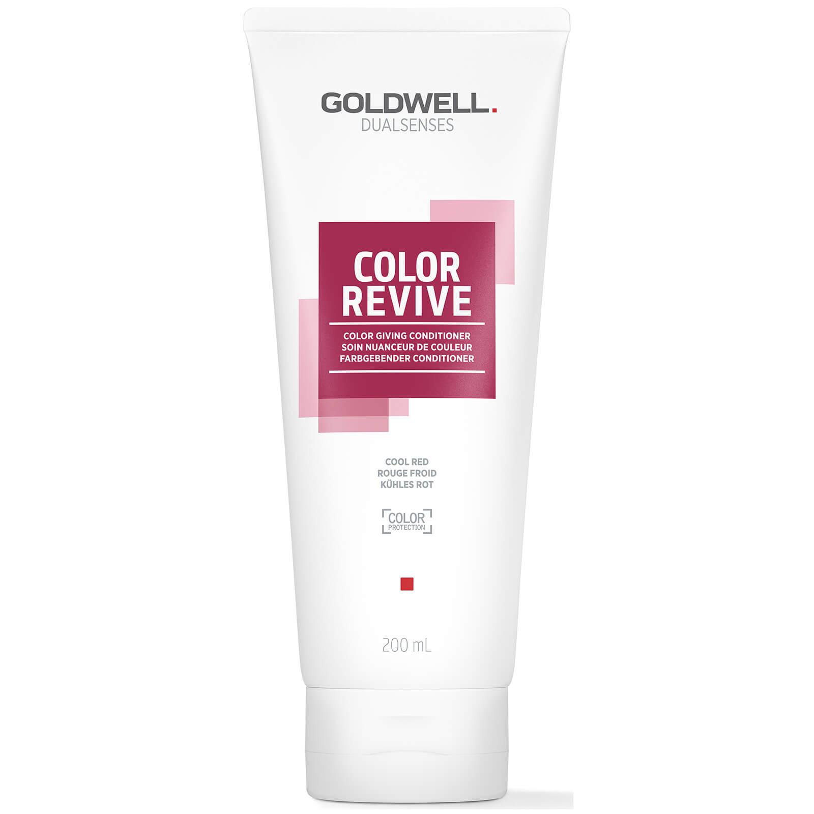 Купить Goldwell Dualsenses Color Revive Cool Red 200ml