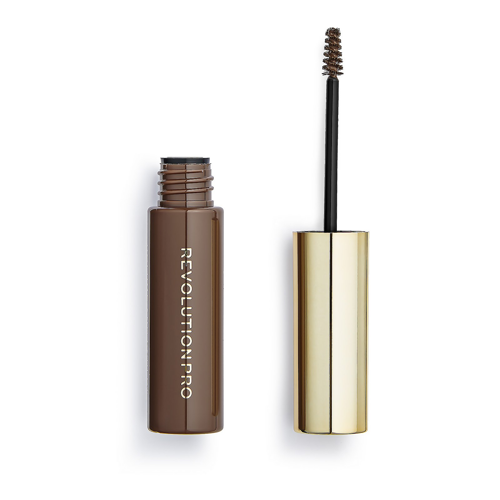 Revolution Pro Brow Volume and Sculpt Gel 6ml (Various Shades) - Warm Brown