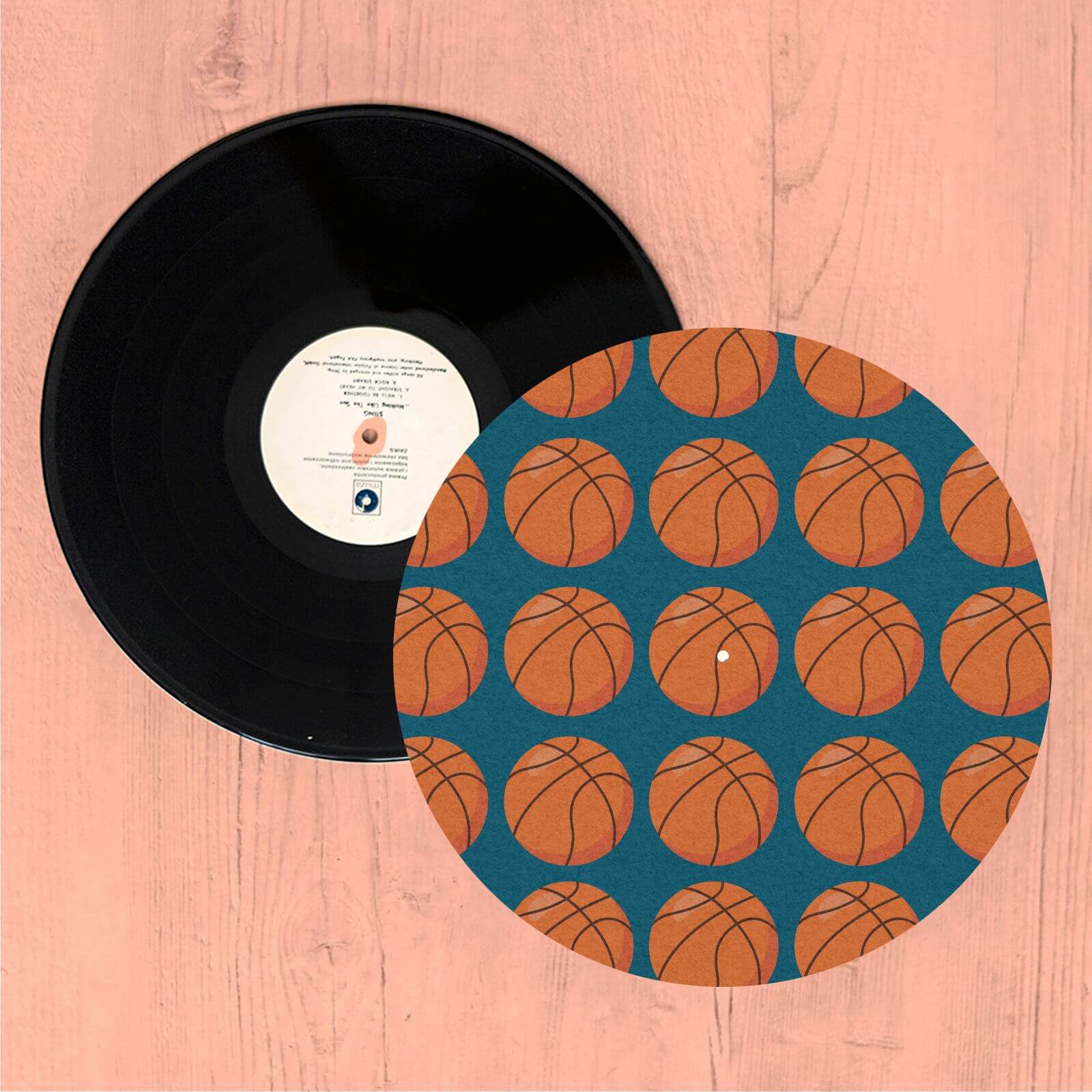 Basketball Slip Mat