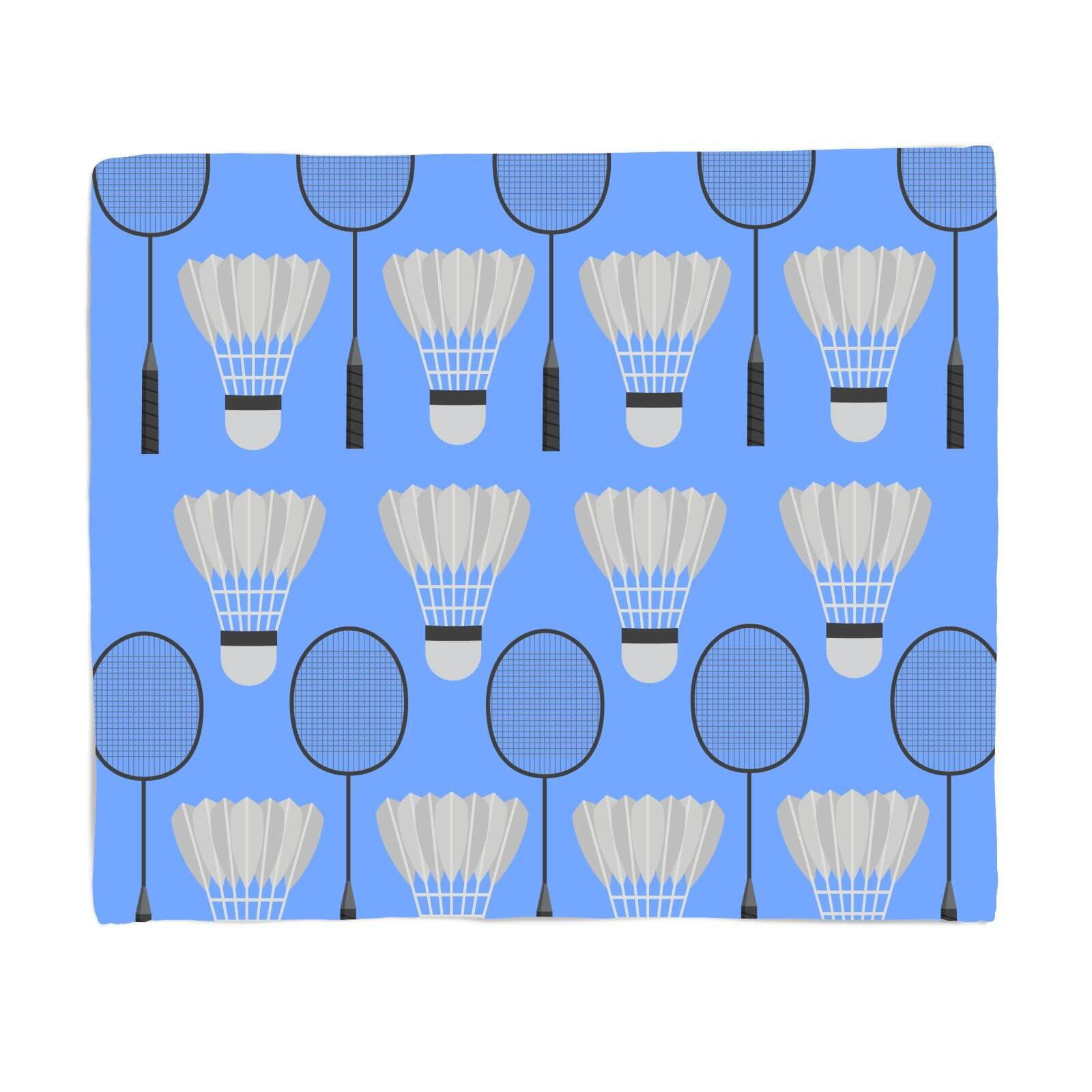 Badminton Fleece Blanket