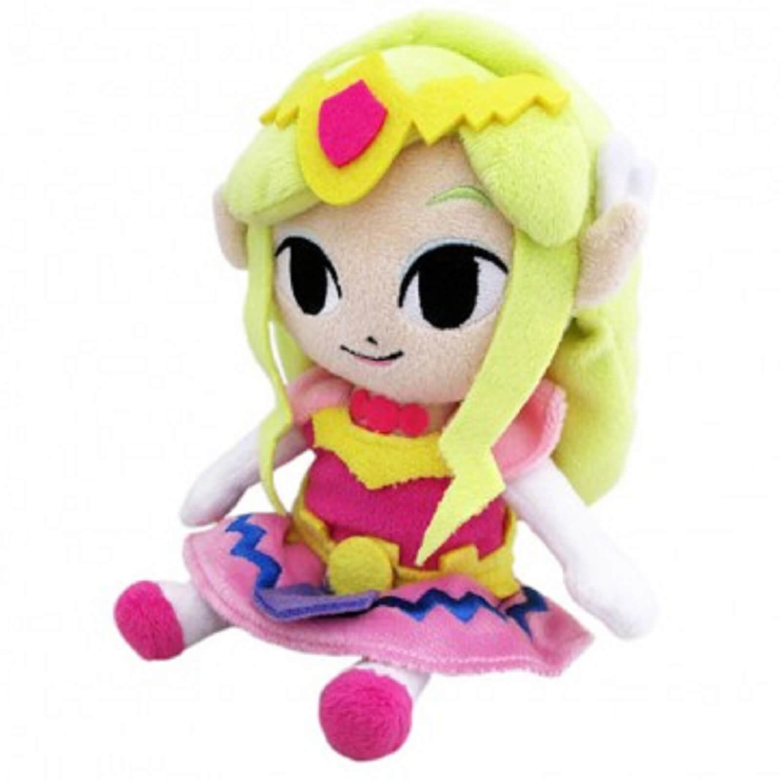 Image of The Legend of Zelda - Princess Plush 18cm