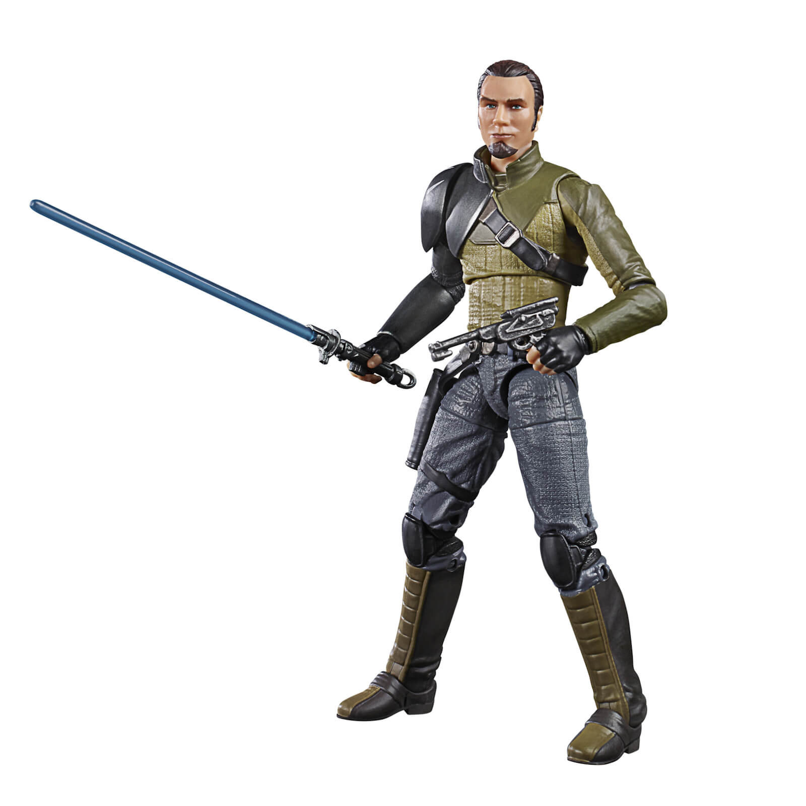 Hasbro Star Wars Black Series Rebels Kanan Jarrus 6-Inch Scale Figure