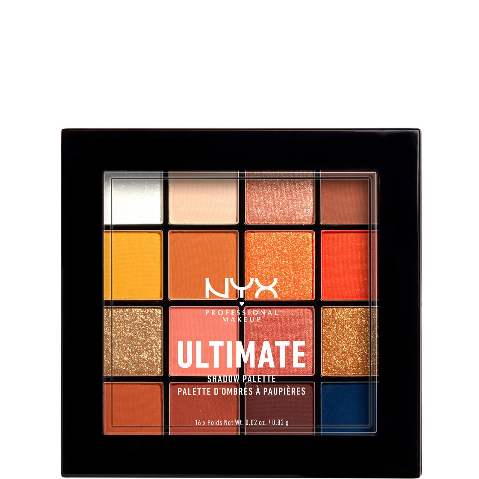 Купить NYX Professional Makeup Ultimate Shadow Palette Edit Escape Artist 16 Shades