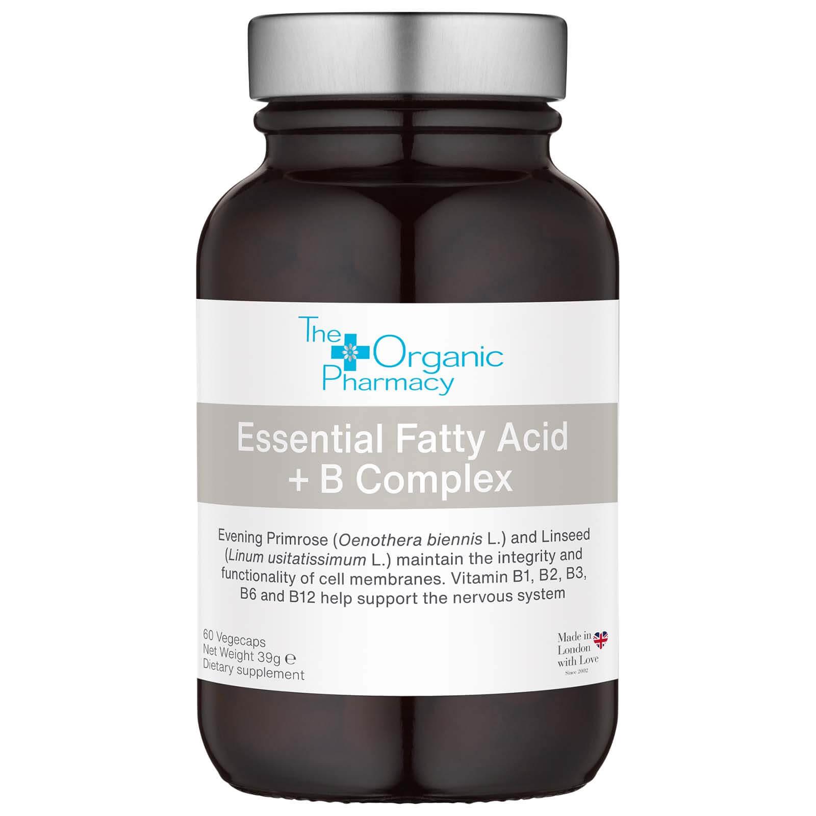 The Organic Pharmacy Essential Fatty Acid + B Complex 120g