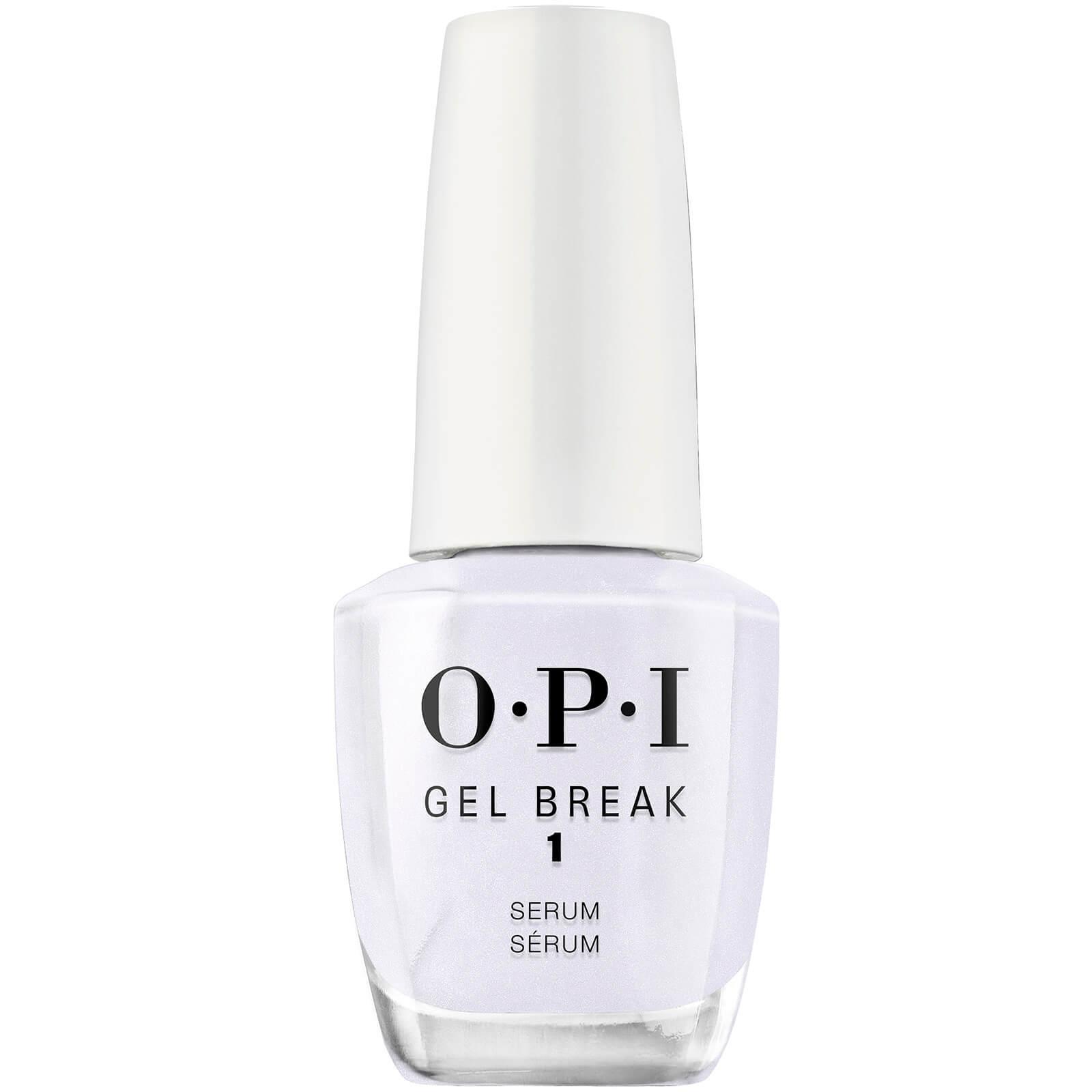 OPI Gel Break Serum-Infused Base Coat Clear 15ml