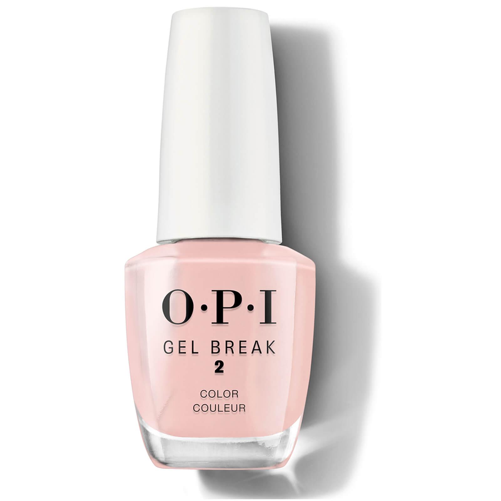 OPI Gel Break Sheer Colour Properly Pink 15ml