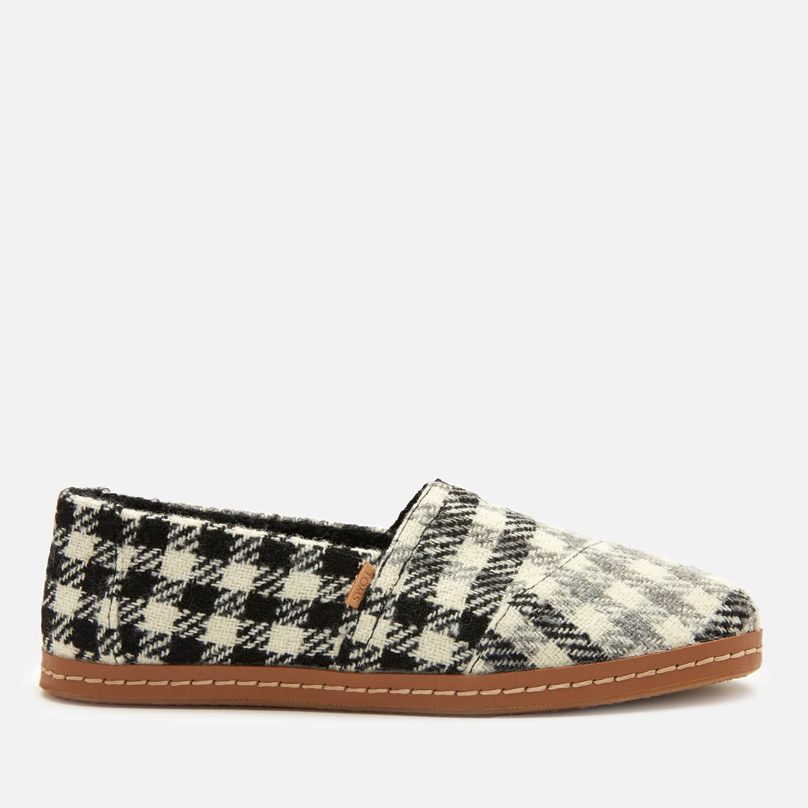 Click to view product details and reviews for Toms Womens Alpargata Slip On Pumps Black Uk 5.