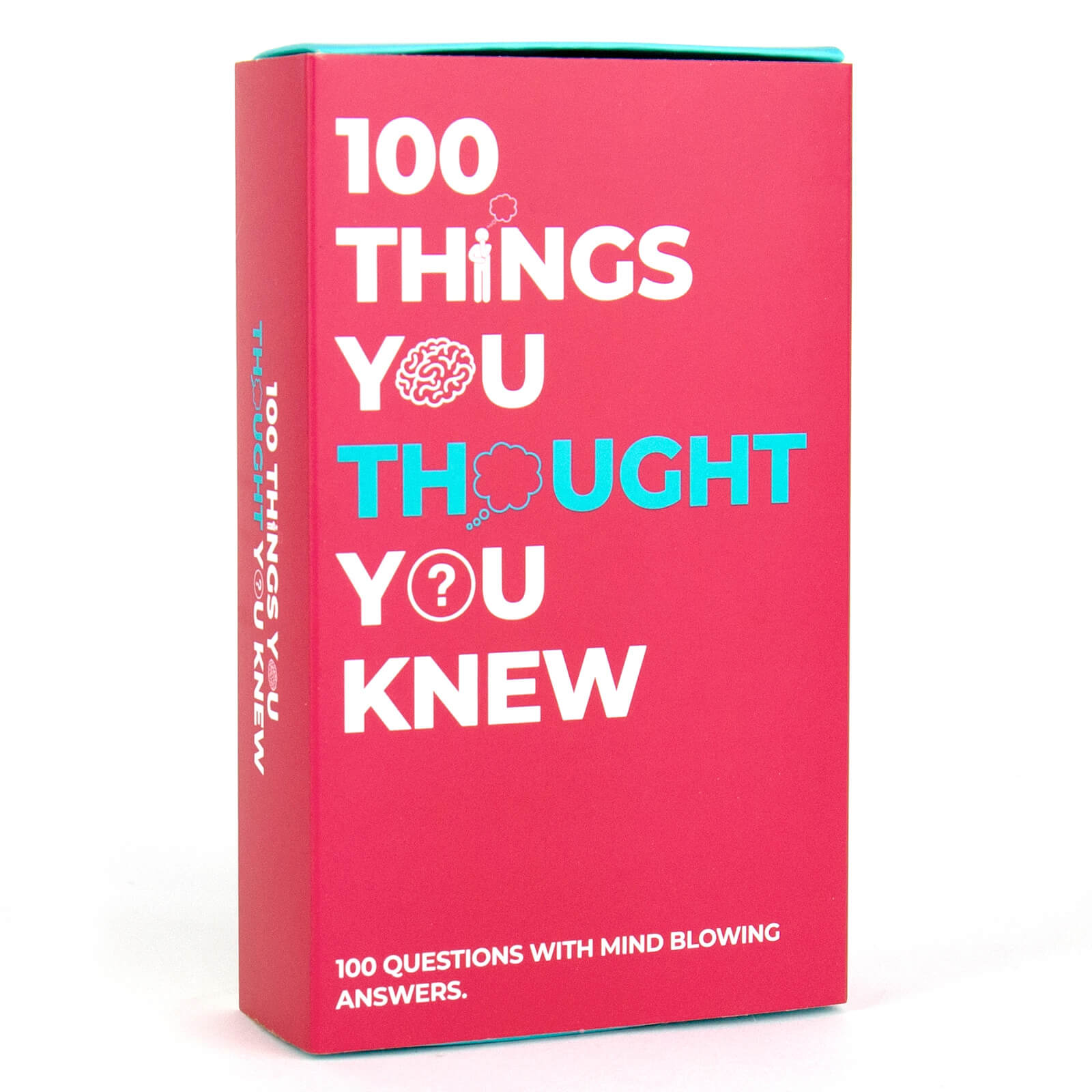 Image of 100 Things You Thought You Knew Trivia Cards