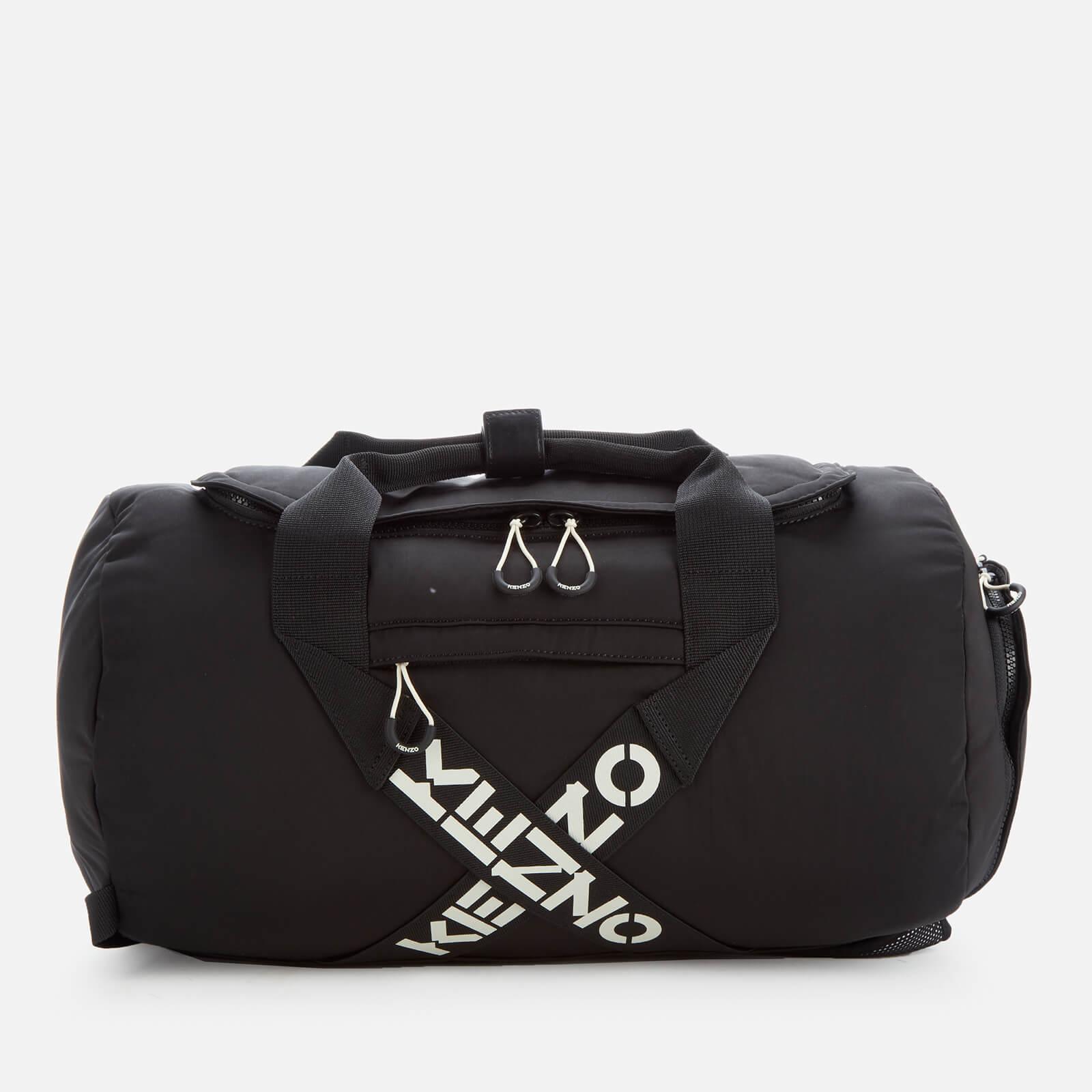 KENZO Men's Sport Duffle Weekender Bag - Black