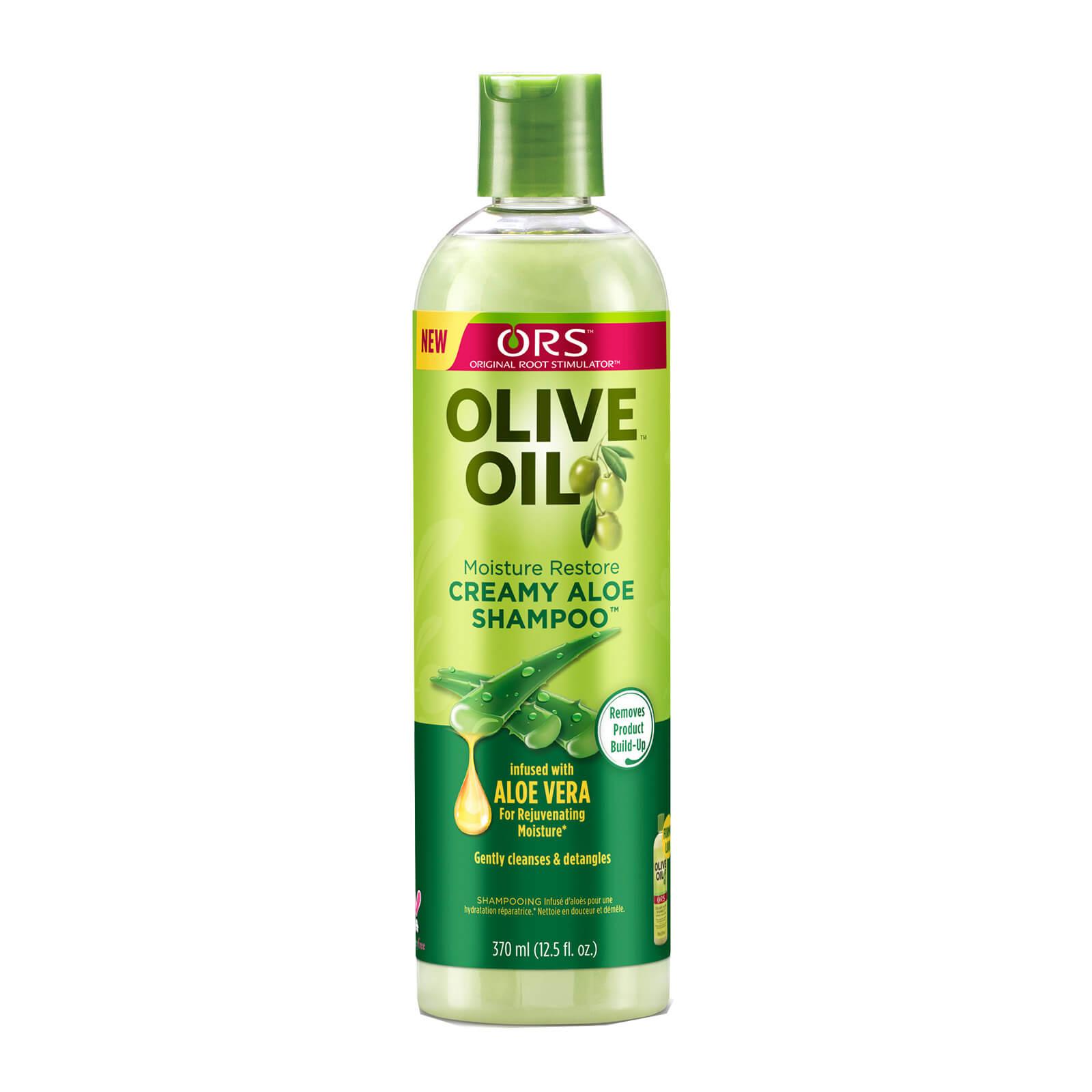 Купить ORS Olive Oil Creamy Aloe Shampoo 370ml