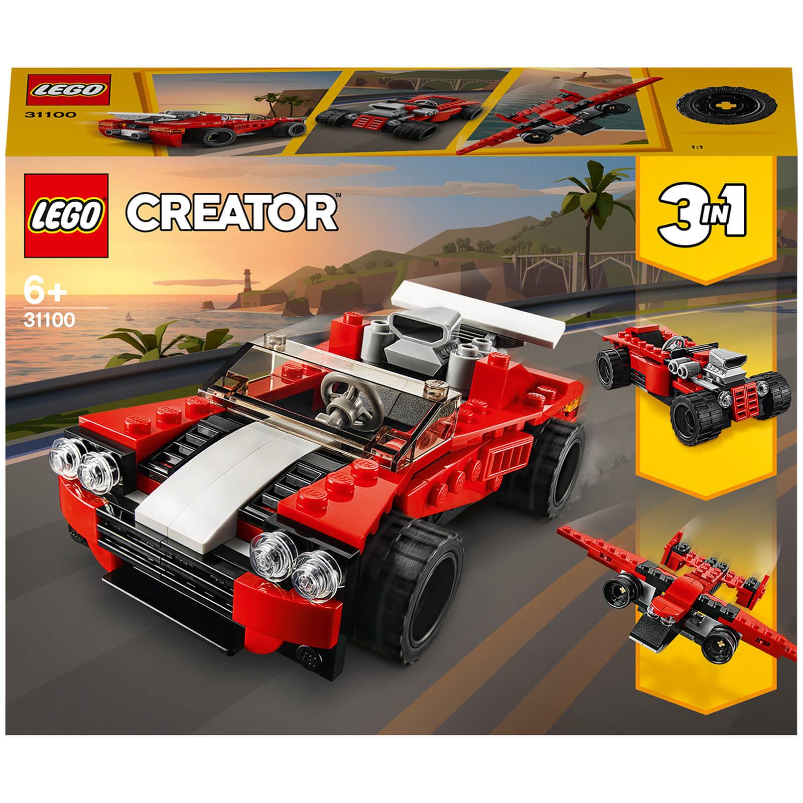 Image of 31100 LEGO® CREATOR Sports car