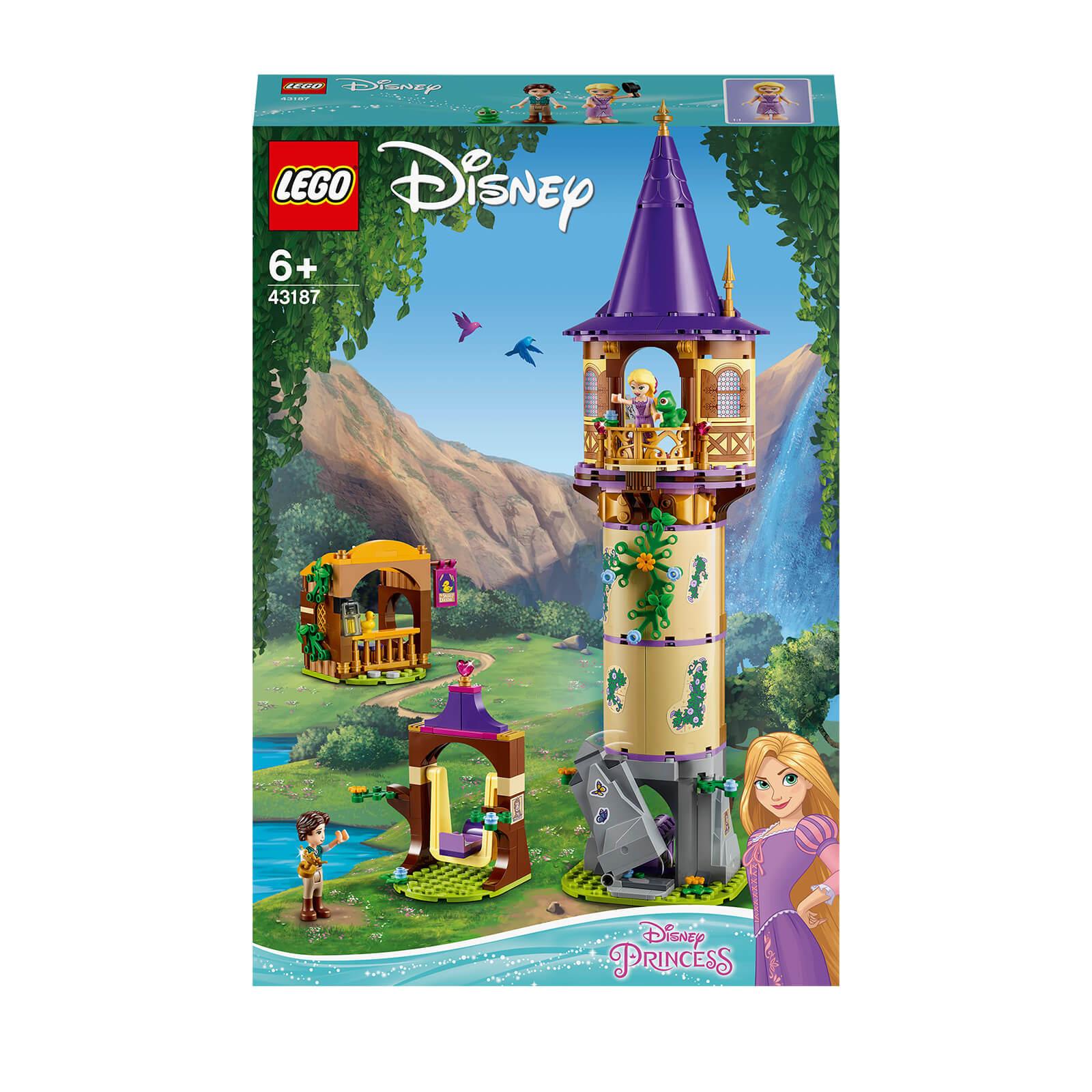 LEGO Disney Princess: Rapunzel�s Tower Playset (43187)