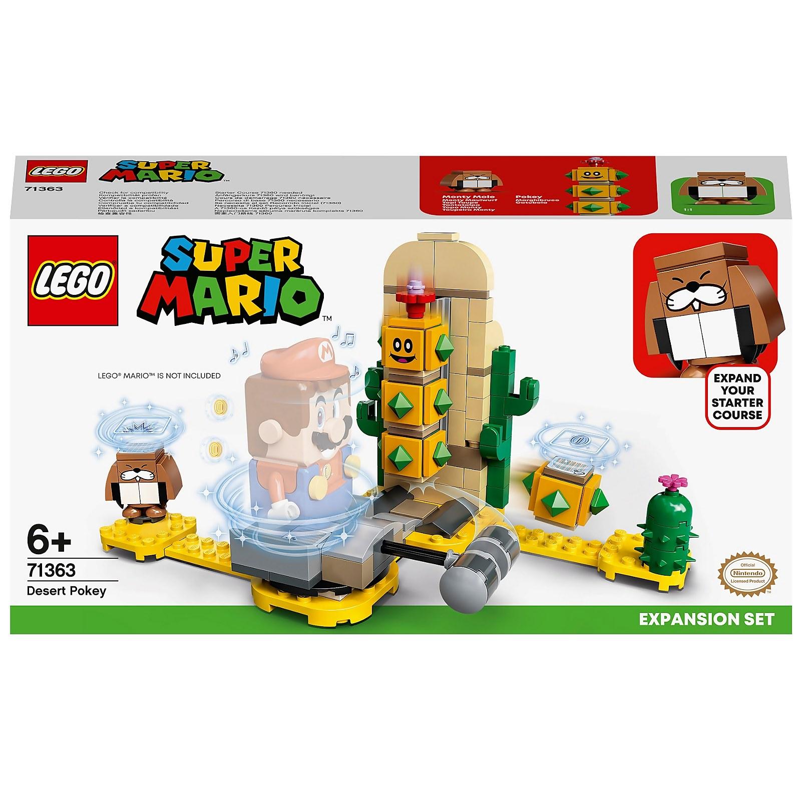LEGO Super Mario Desert Pokey Expansion Set (71363)