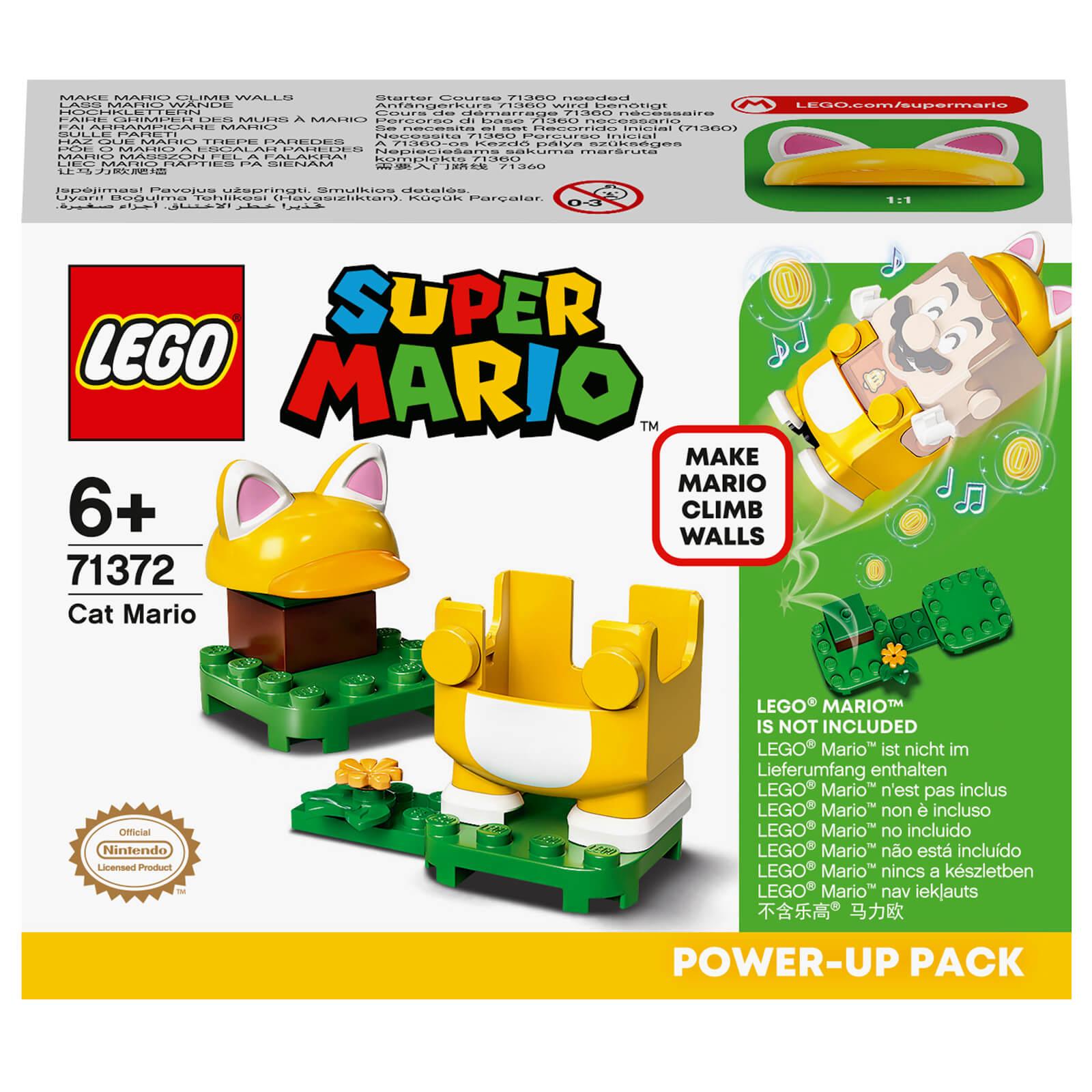 LEGO Super Mario Cat Power Up Pack Expansion Set (71372)