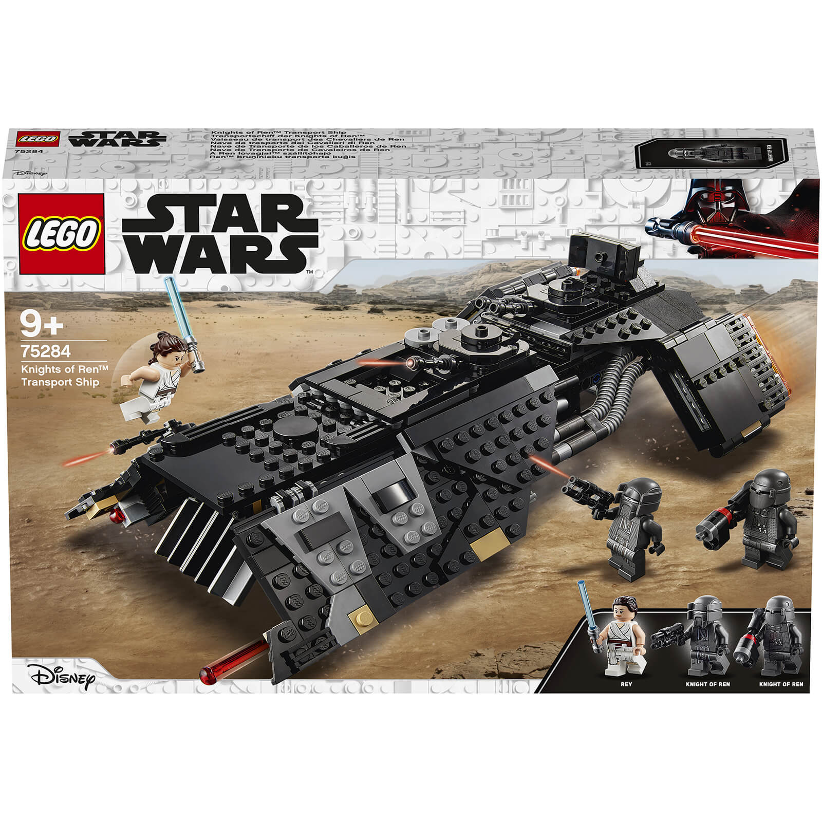Image of LEGO Star Wars Knights of Ren Transport Ship - 75284