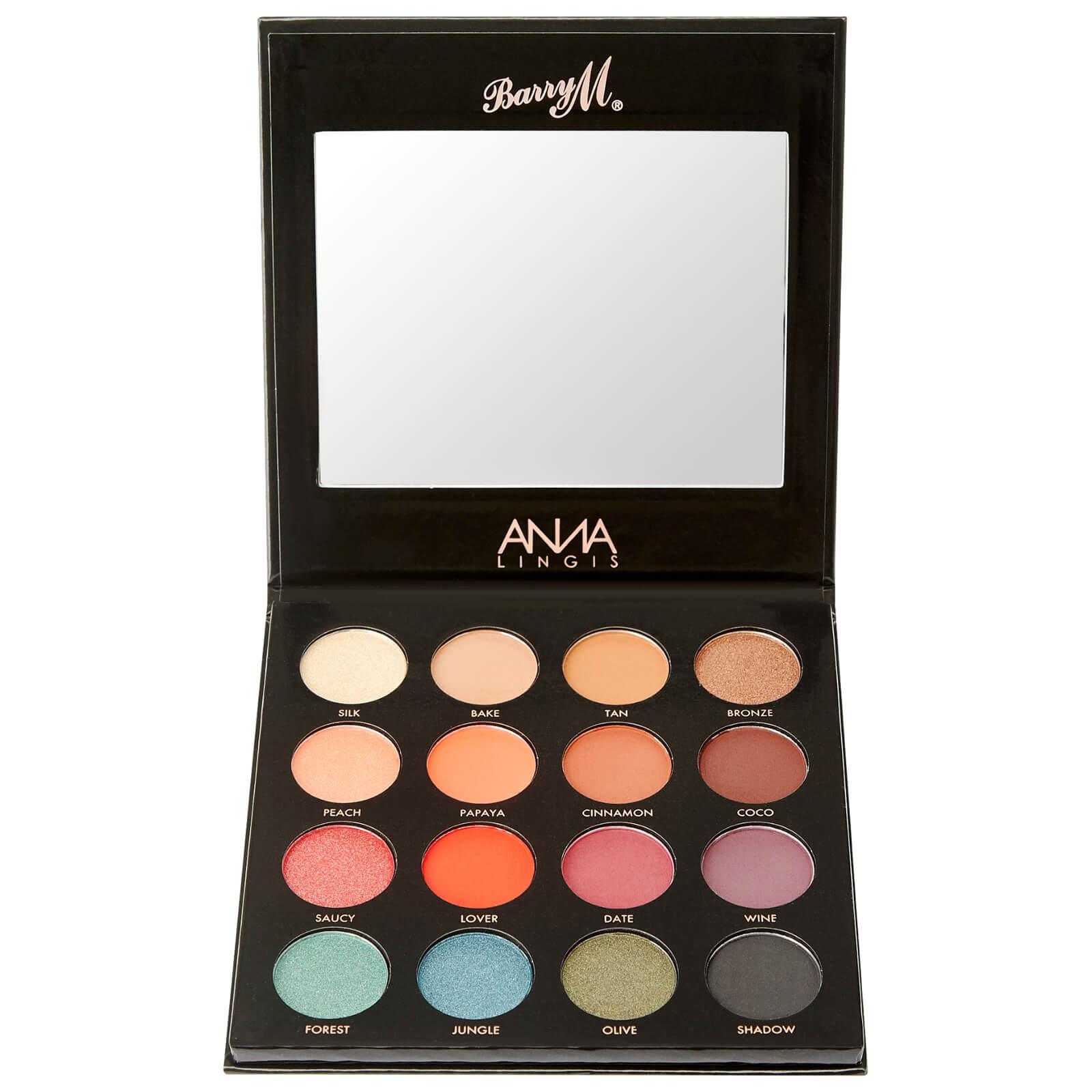 Barry M Cosmetics Anna Lingis Eyeshadow Palette 15.2g