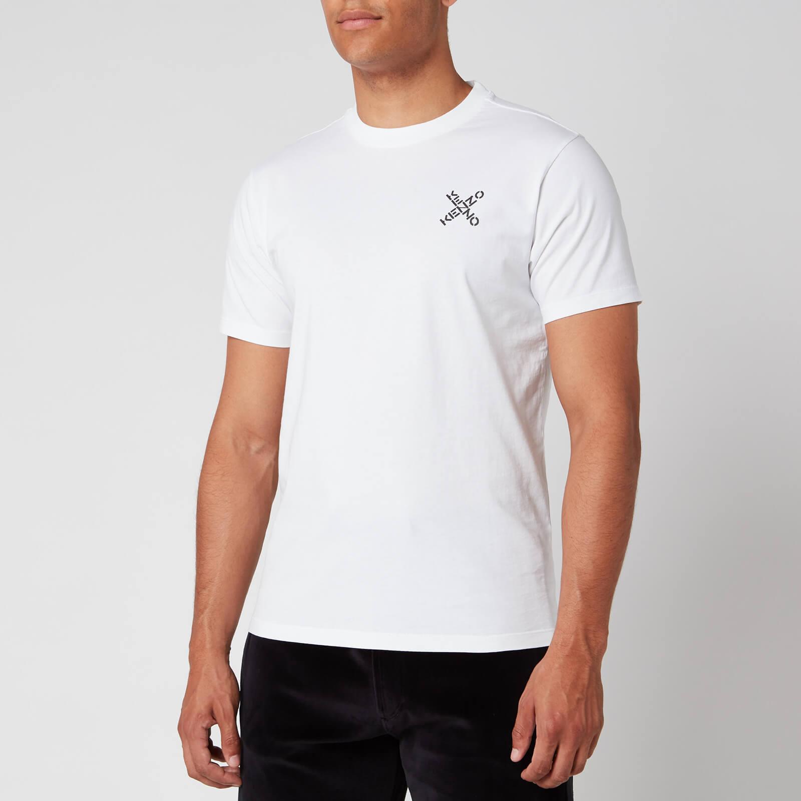 KENZO Men's Sport Classic T-Shirt - White