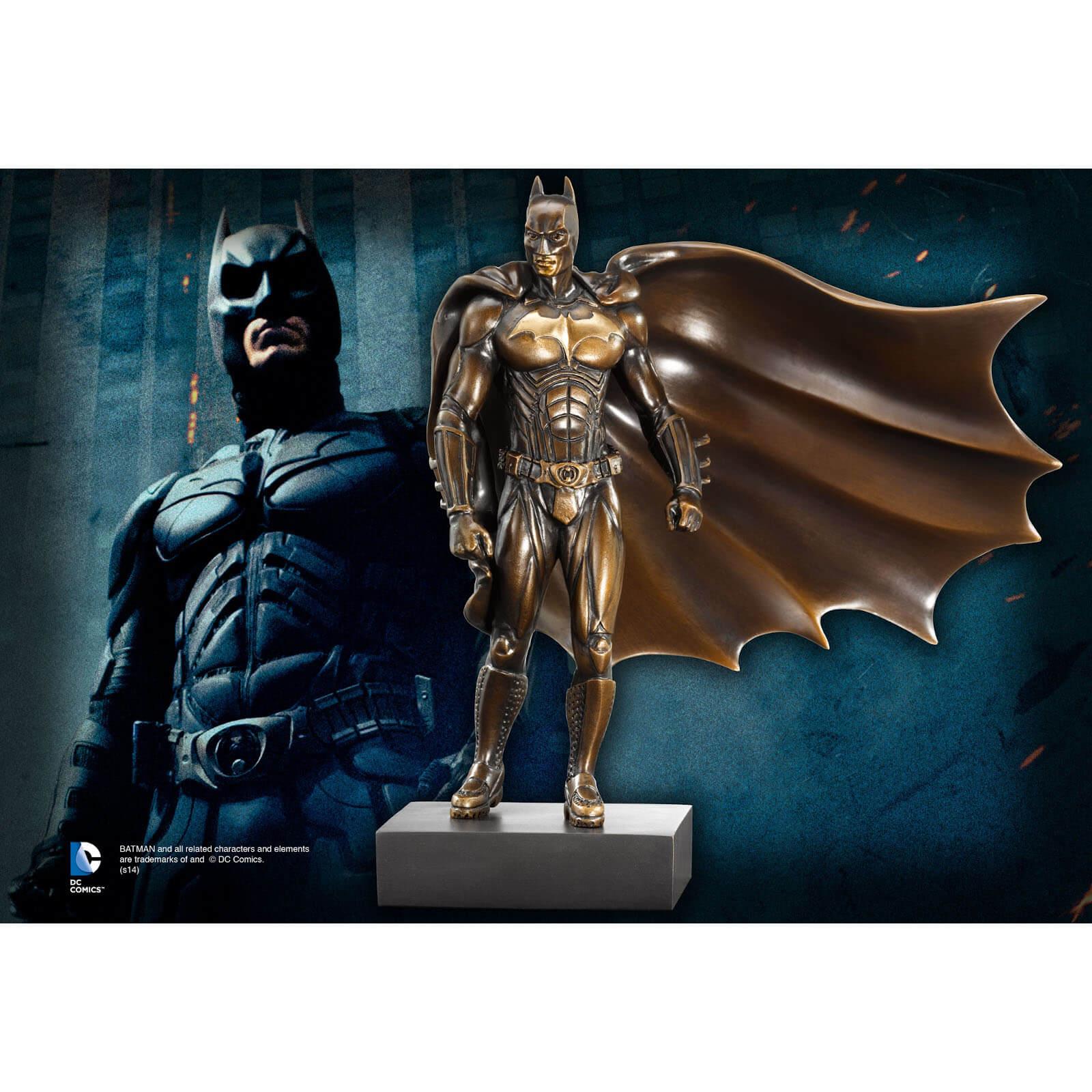 Image of DC Comics Batman Begins Bronze Sculpture