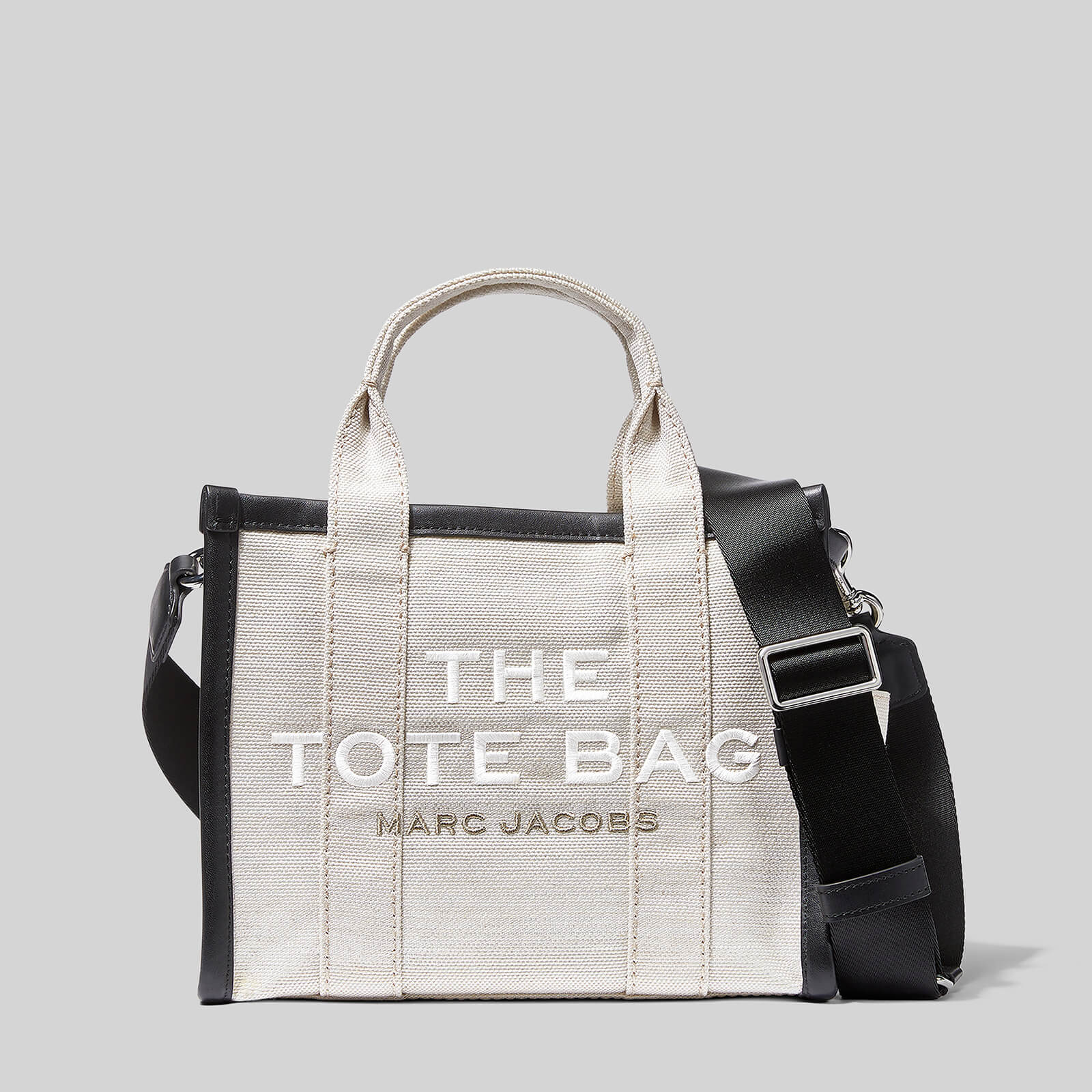Marc Jacobs Women's The Small Tote Bag - Natural