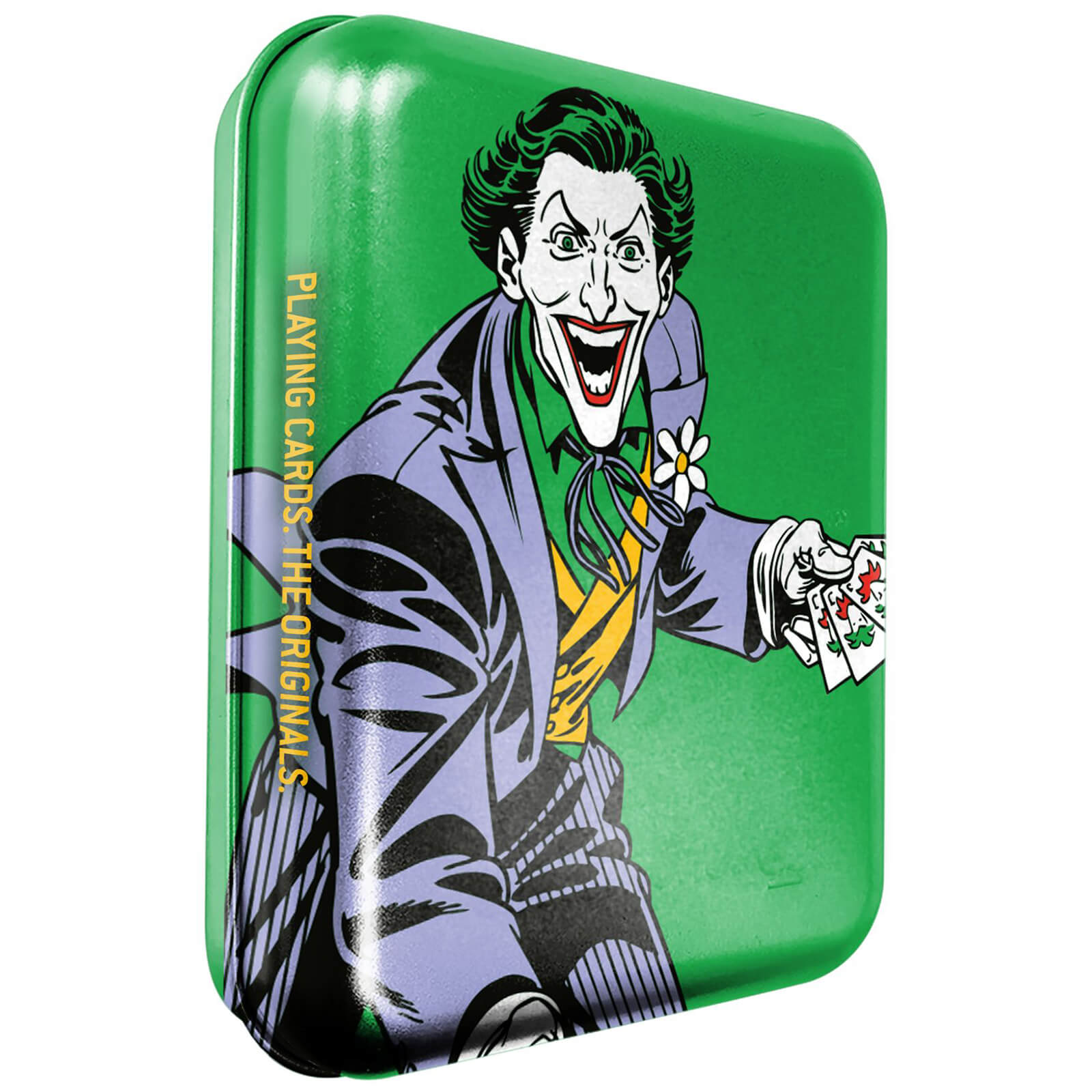 Image of DC Joker Collector Playing Cards & Tin