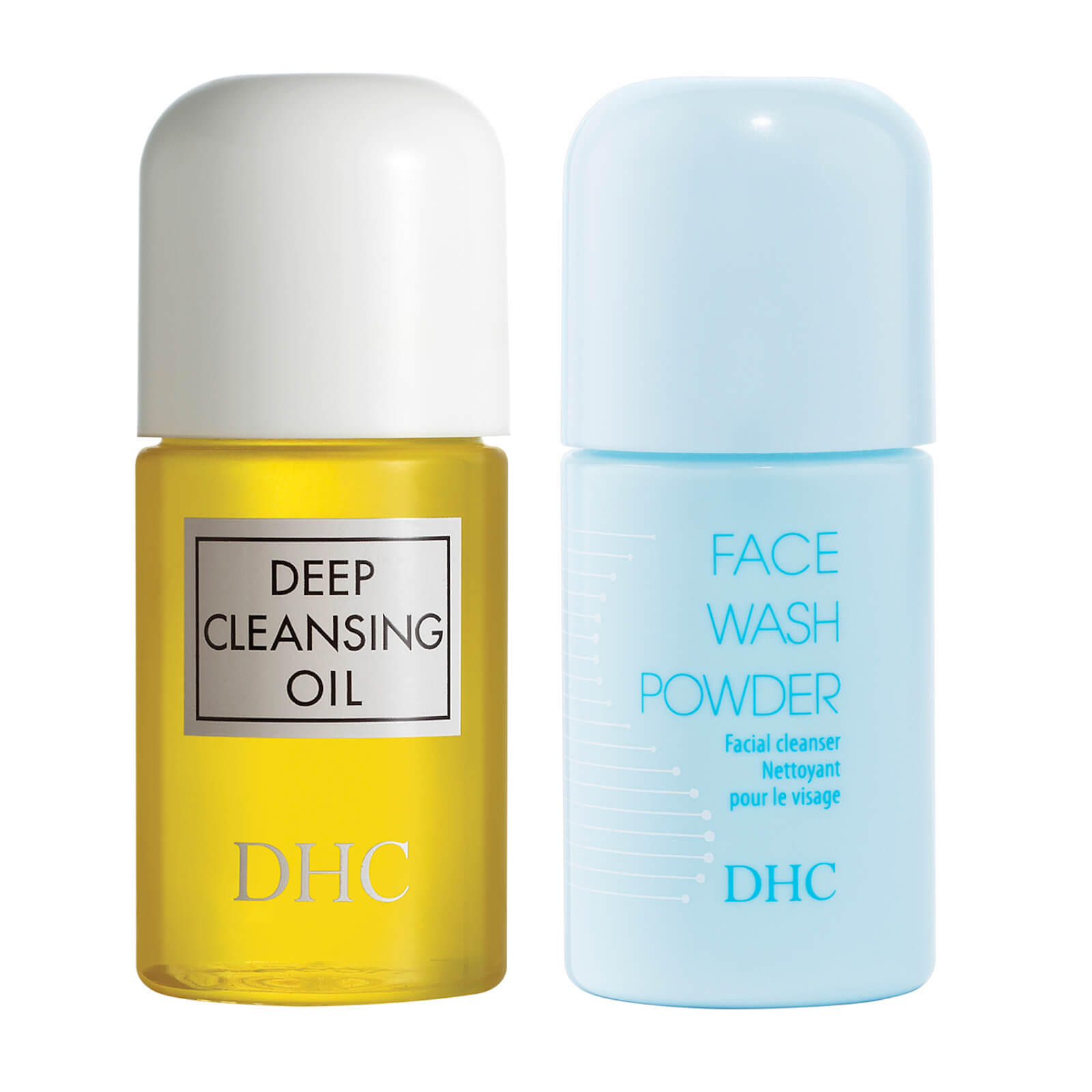 DHC Double Cleanse Essentials Set (Worth £9.00)