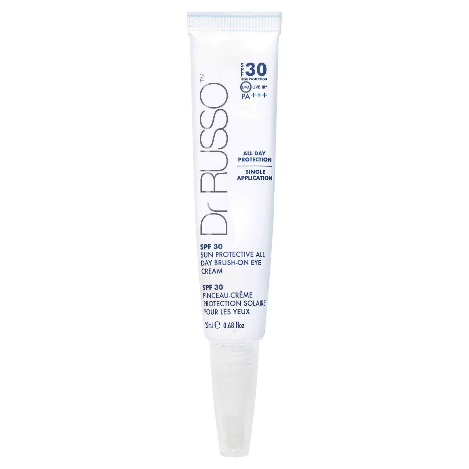 Dr. Russo Once a Day SPF30 Sun Protective Eye Cream Serum 20ml