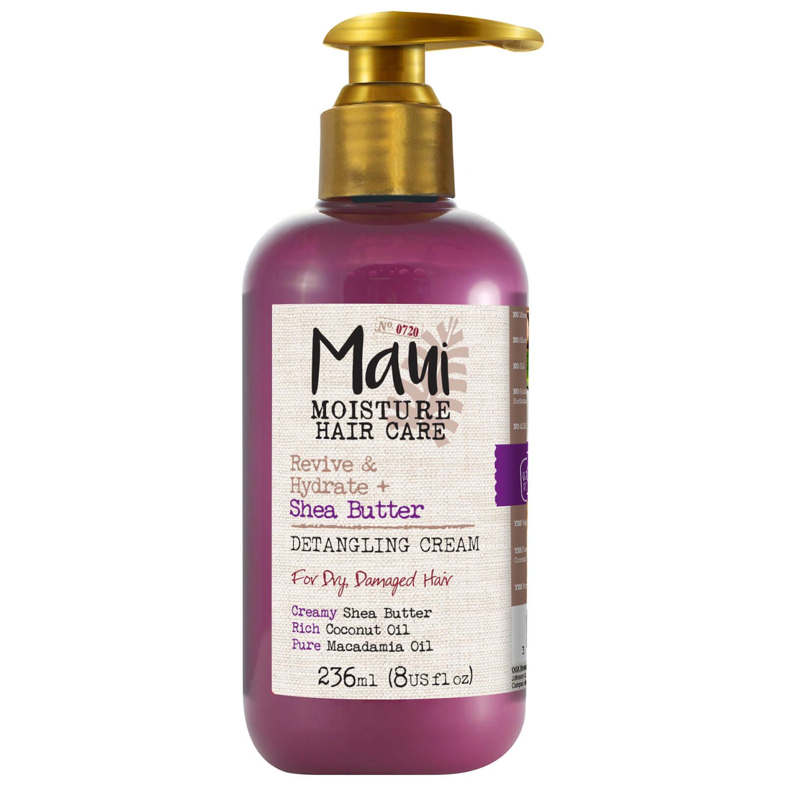 Купить Maui Moisture Revive and Hydrate+ Shea Butter Detangling Cream 236ml