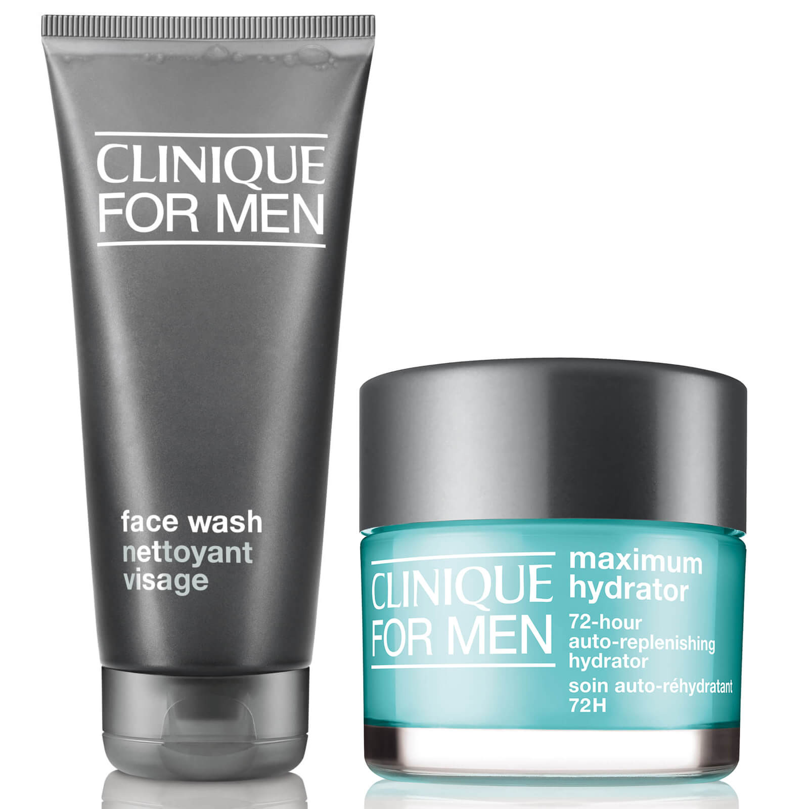 Clinique for Men Dehydrated Skin Bundle