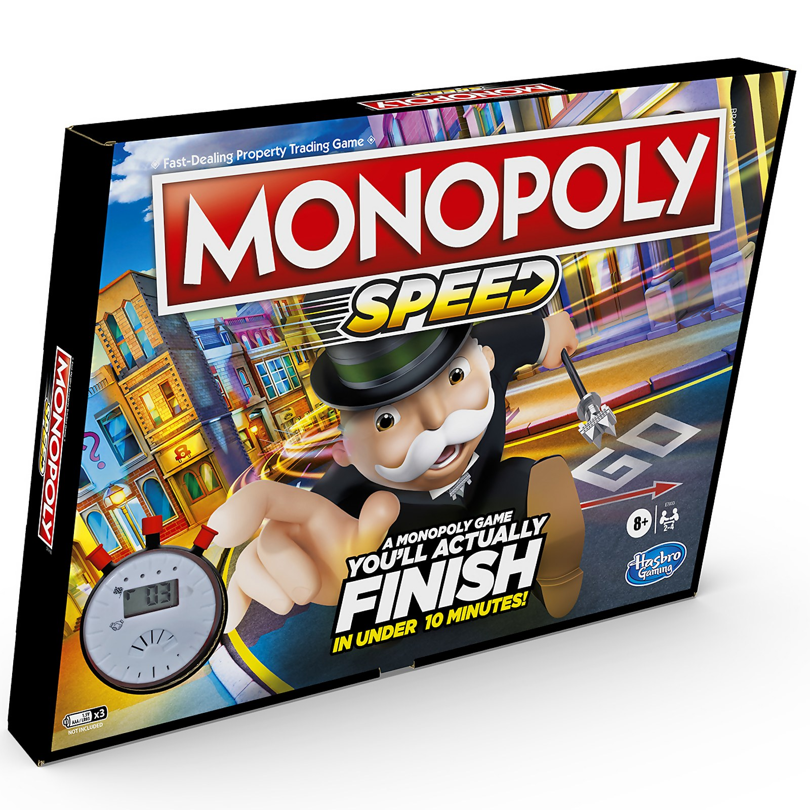 Image of Monopoly Speed Board Game