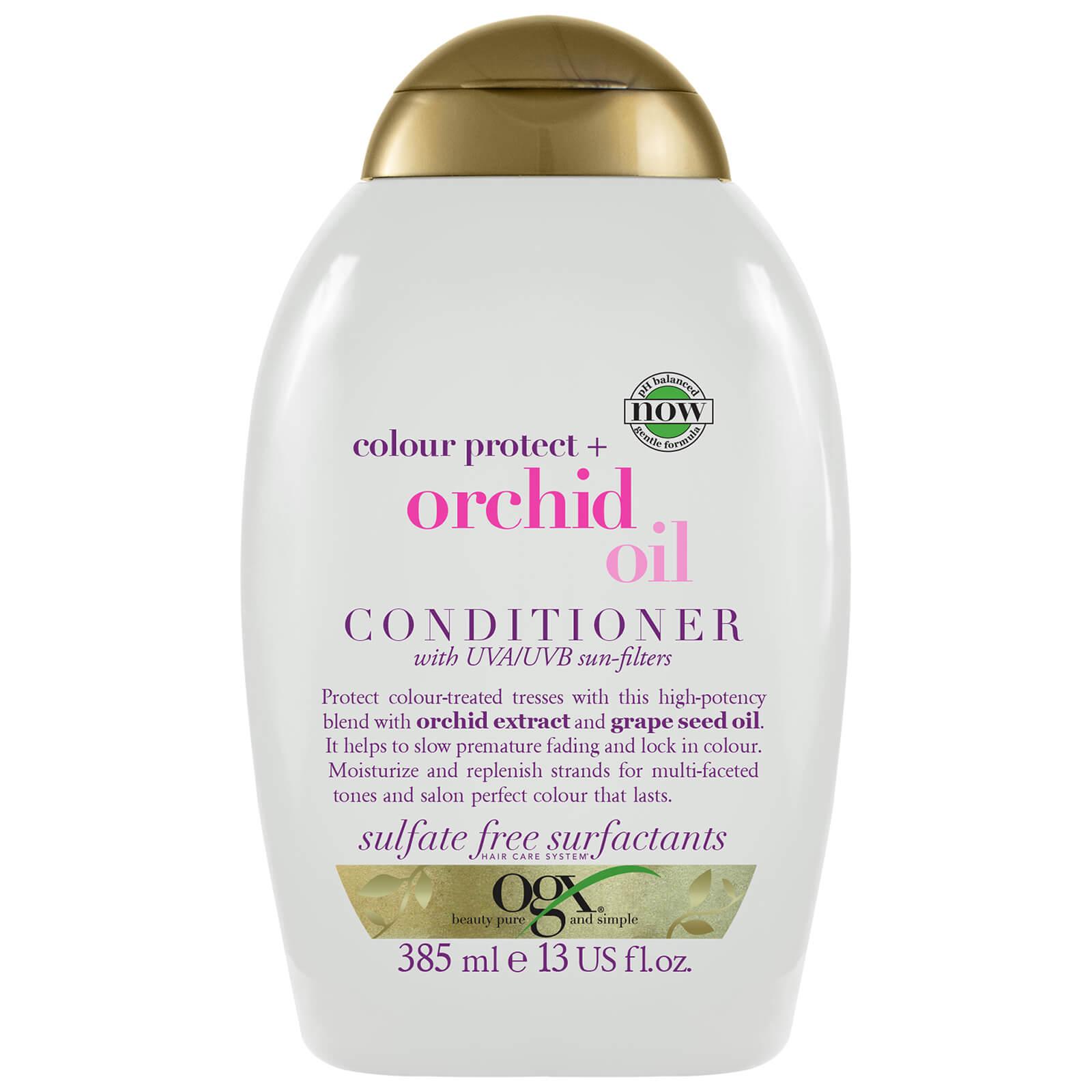 Купить OGX Fade-Defying+ Orchid Oil Conditioner 385ml