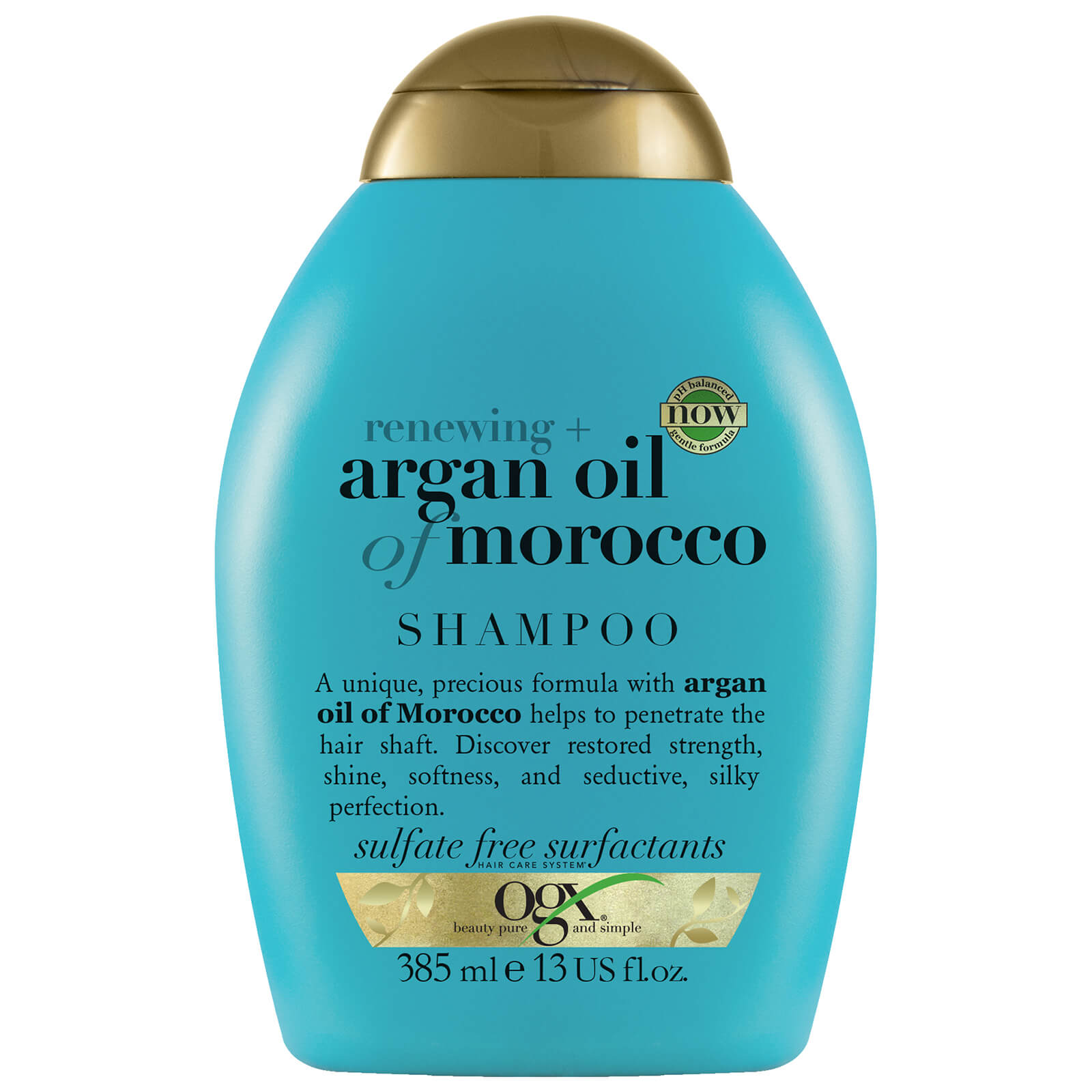Купить OGX Hydrate & Revive+ Argan Oil of Morocco Extra Strength Shampoo 385ml